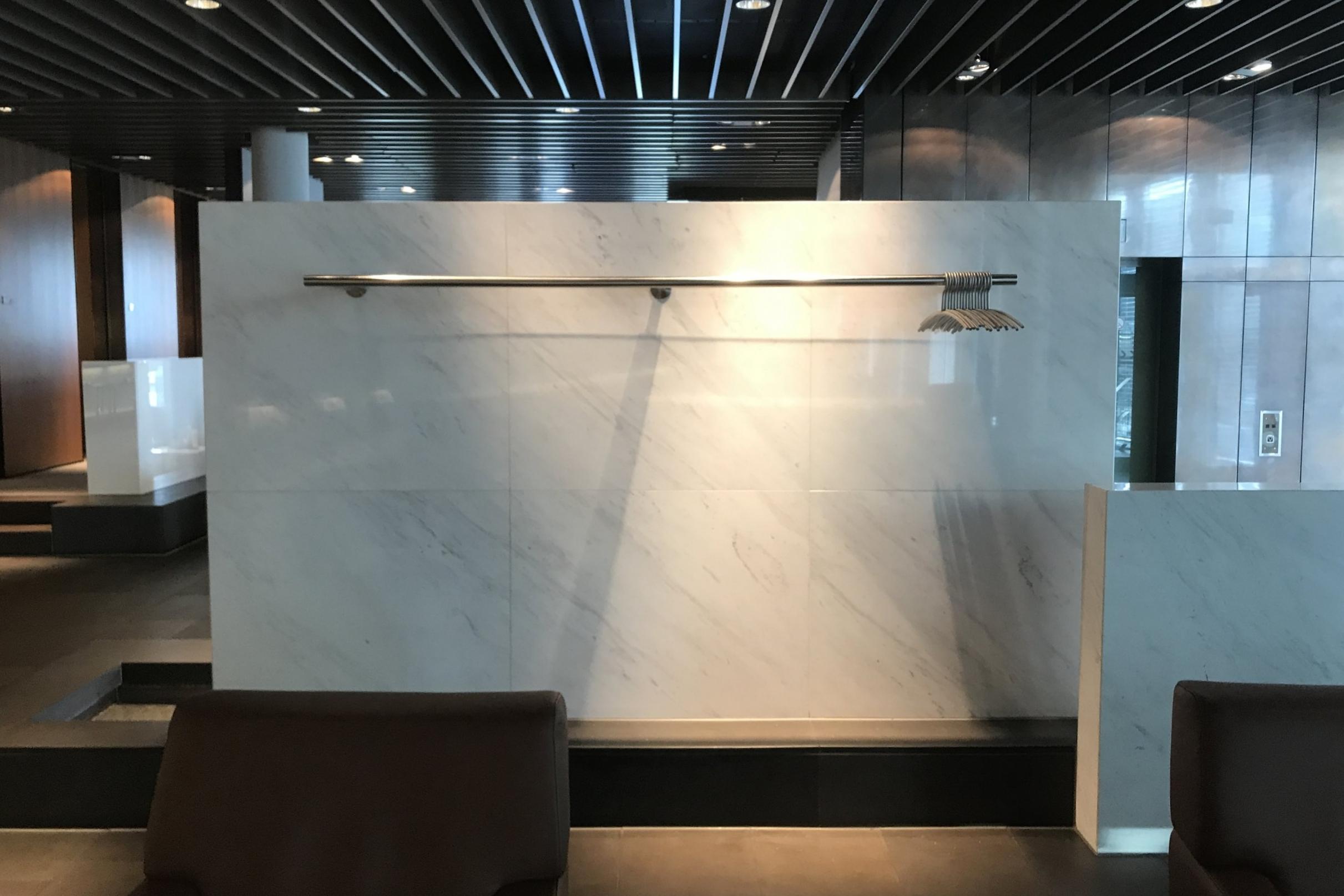 Lufthansa First Class Terminal Frankfurt – Facade