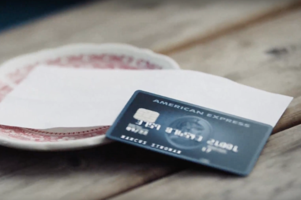 The Cobalt Card -