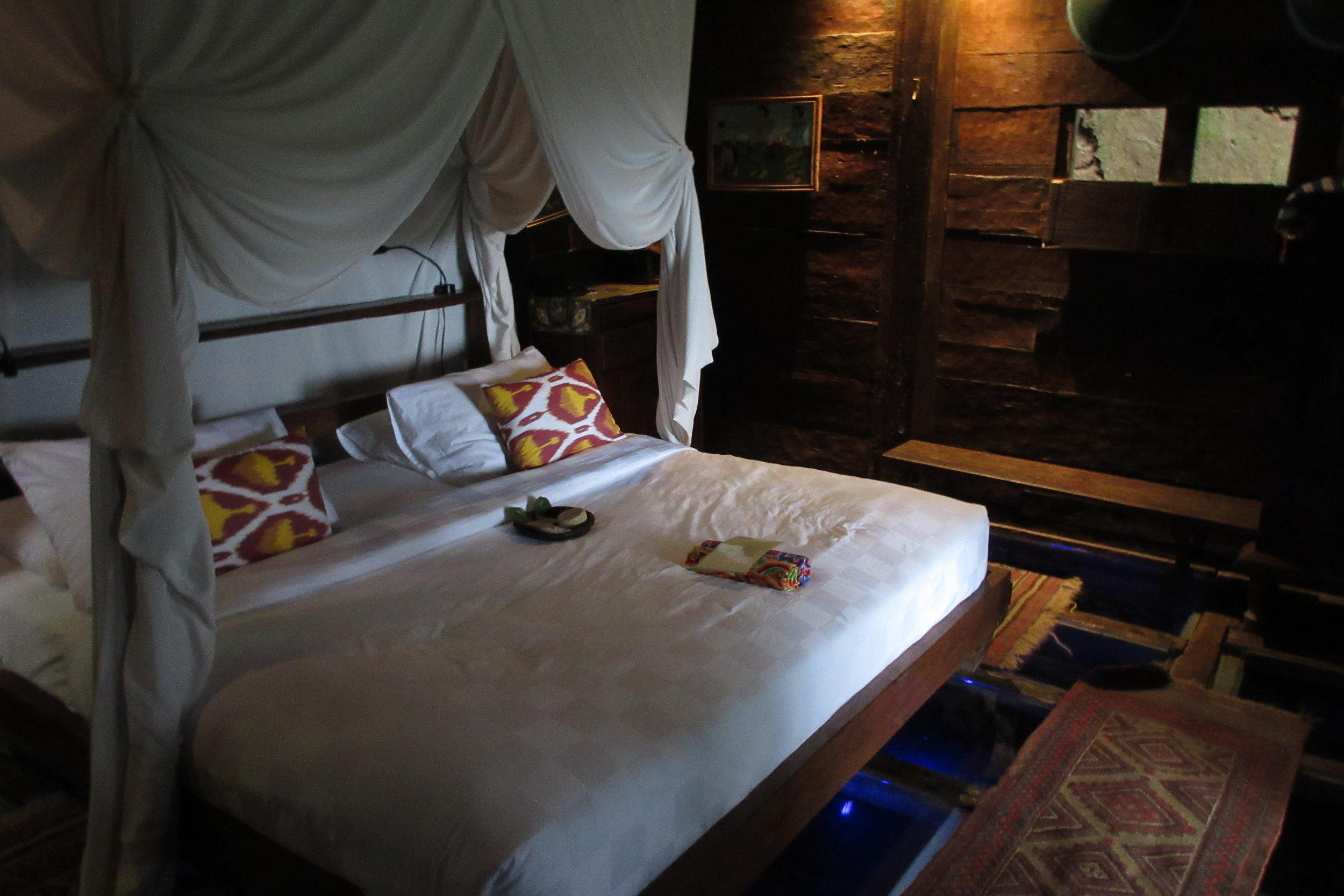 Udang House interior