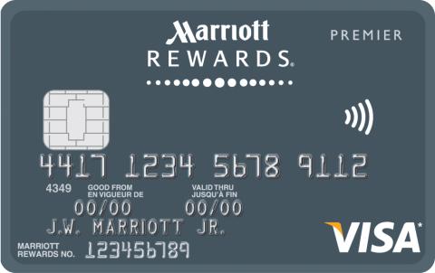 Chase Marriott Visa Card