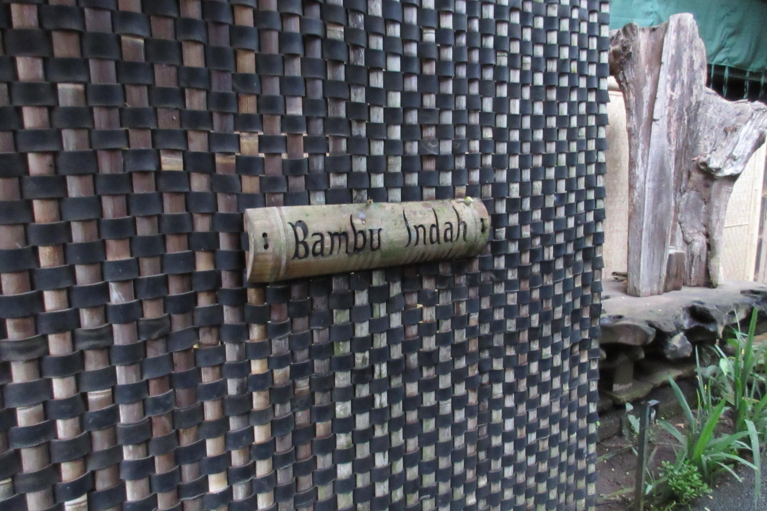 Bambu Indah Ubud – Gate