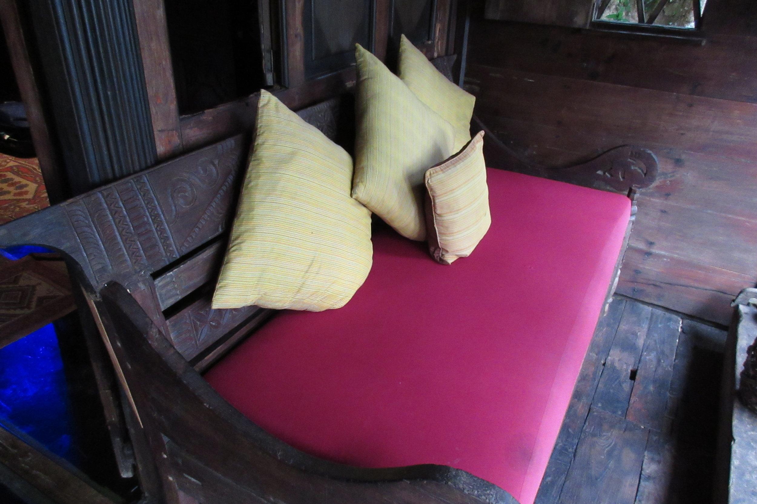 Bambu Indah Ubud – Patio furniture