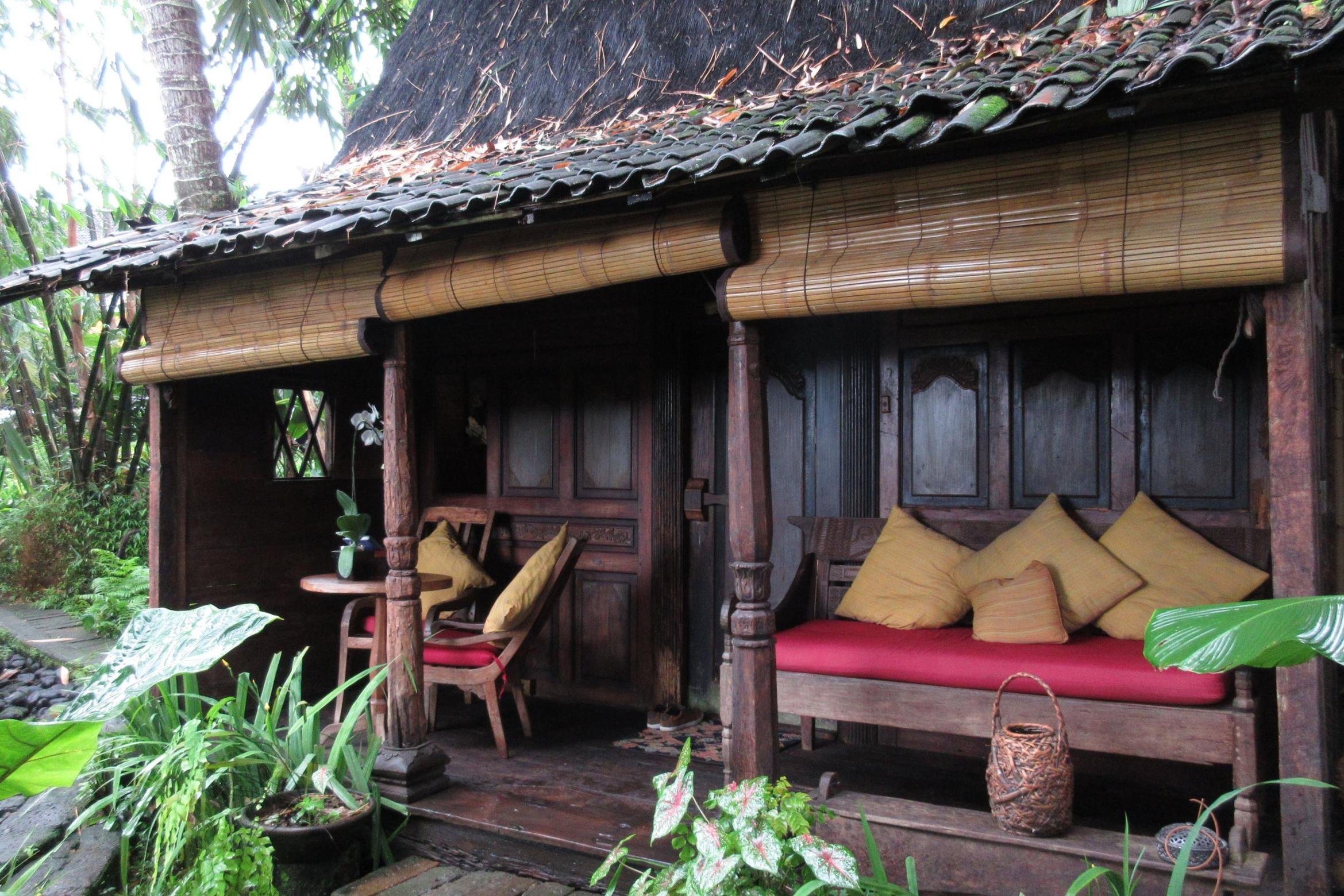 Bambu Indah Ubud – Udang House exterior