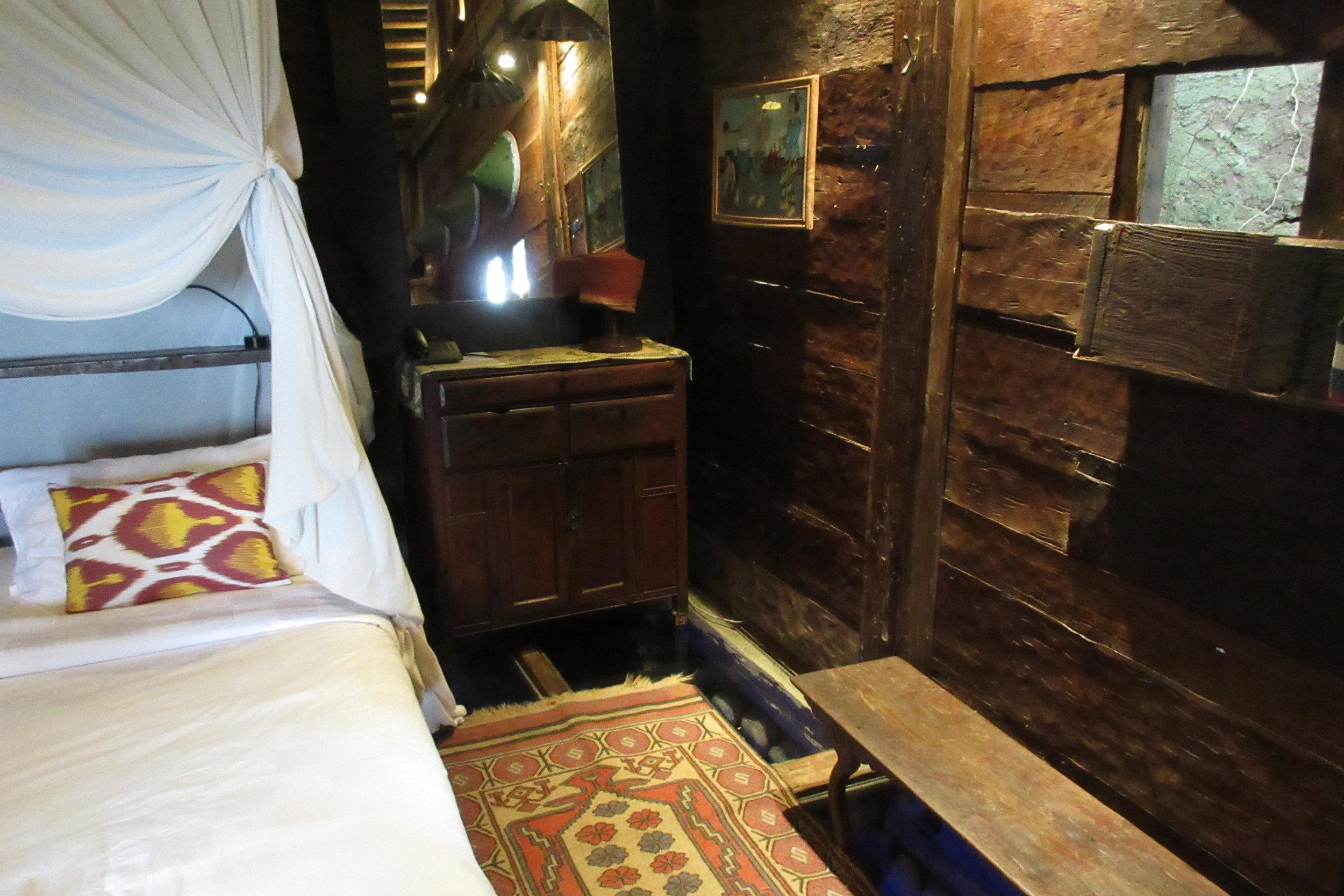 Bambu Indah Ubud – Udang House room features