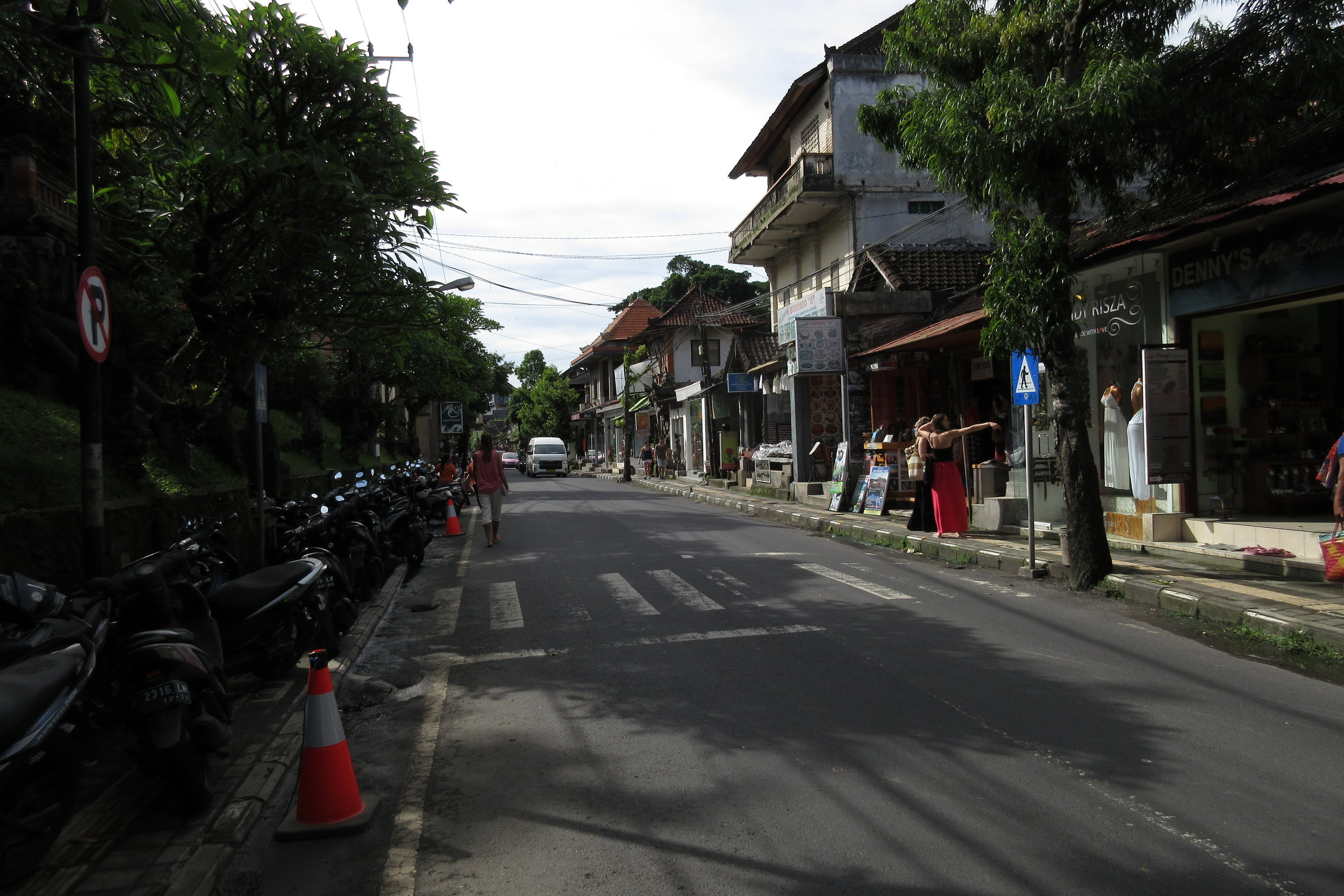 Ubud – Main street