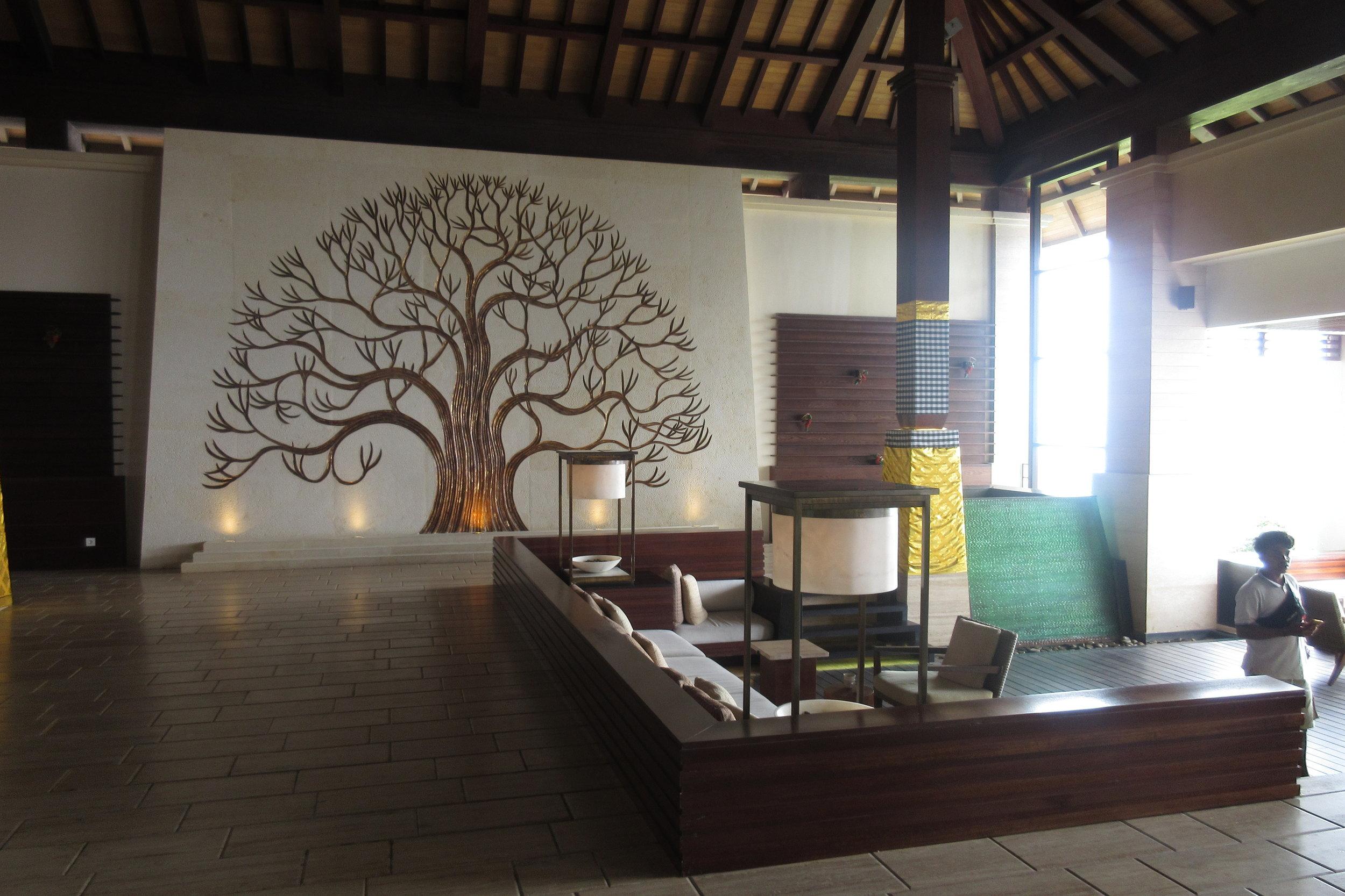 The Ritz-Carlton, Bali – Lobby