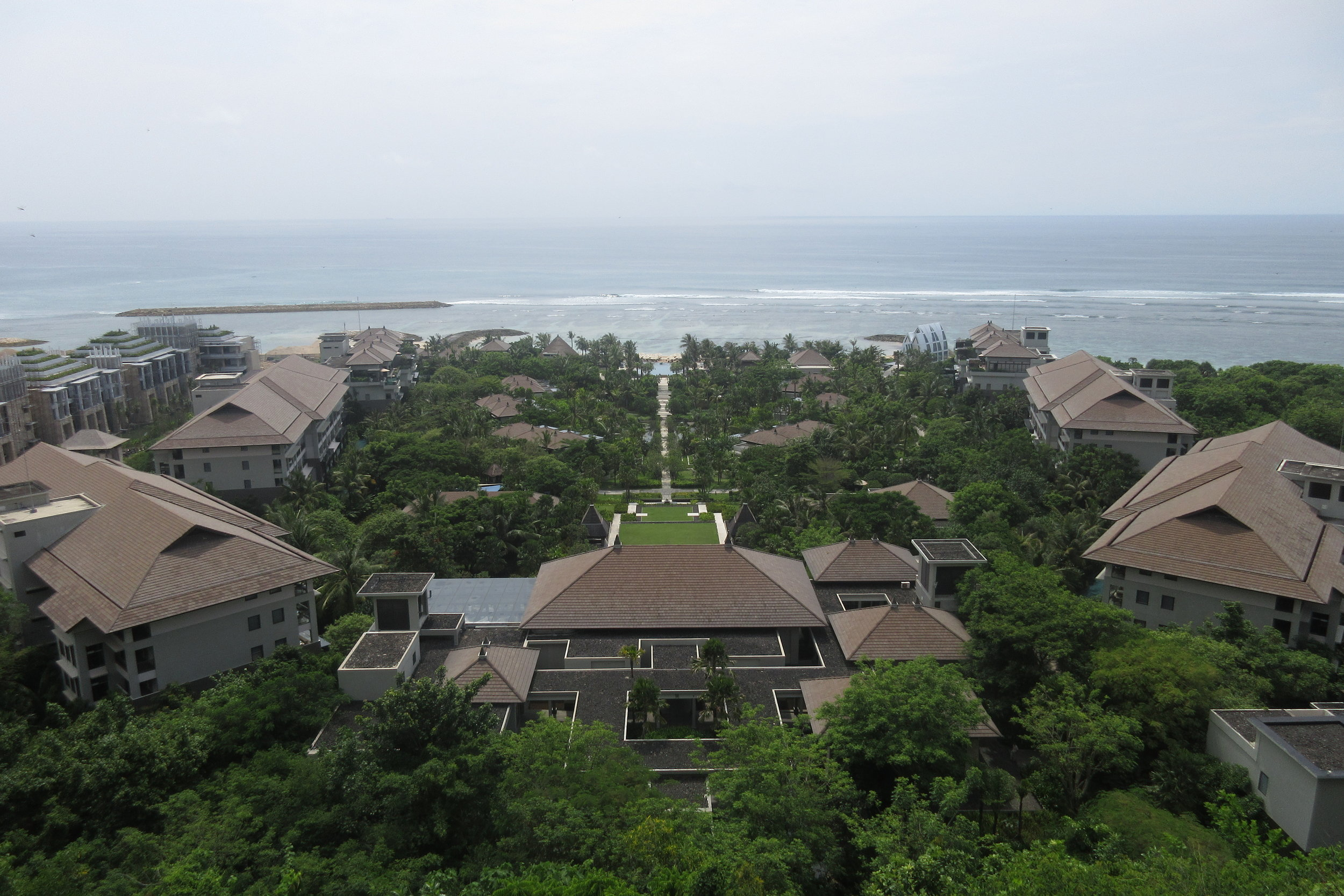 The Ritz-Carlton, Bali – Views from the lobby