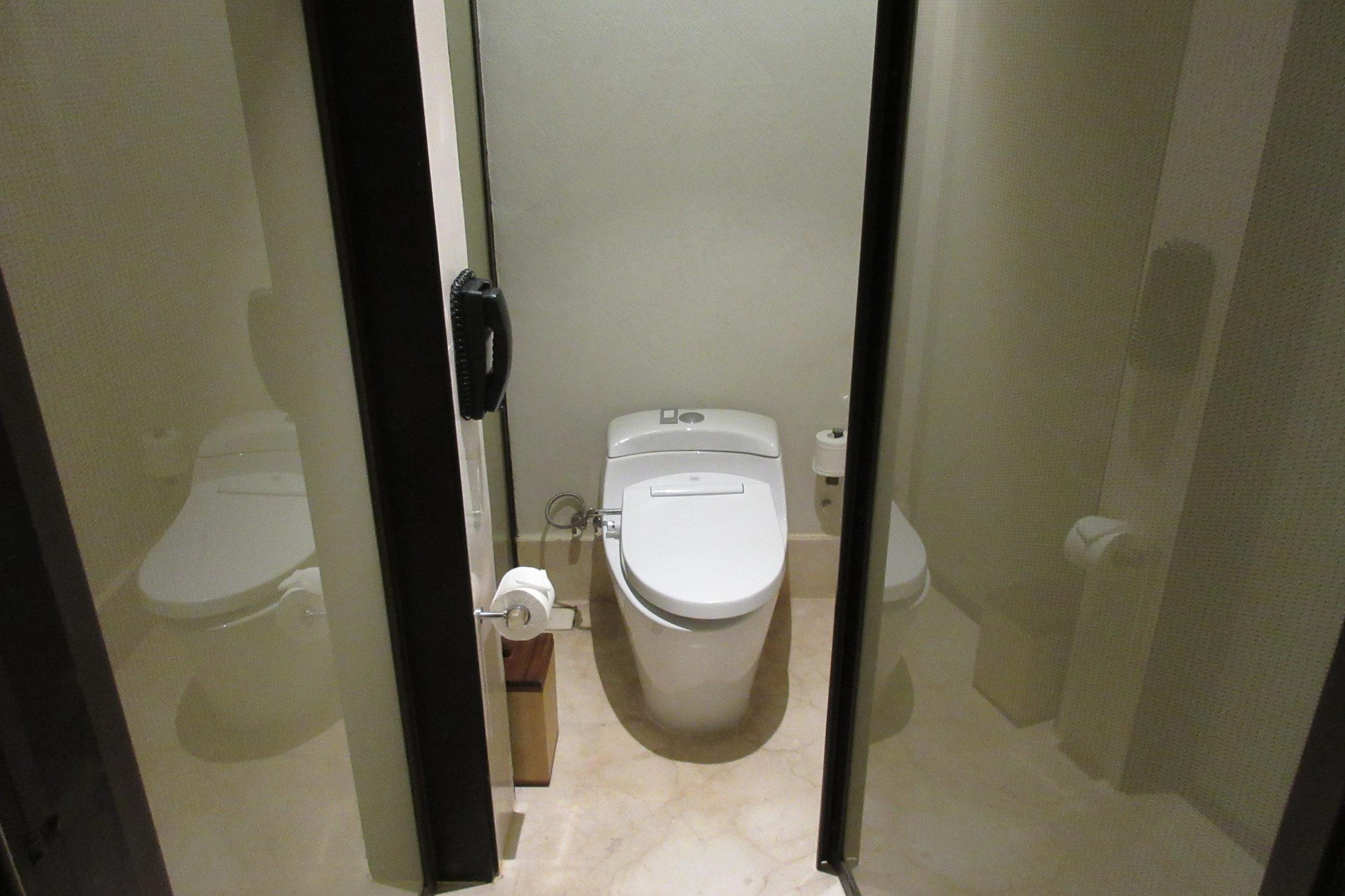 The Ritz-Carlton, Bali – Toilet