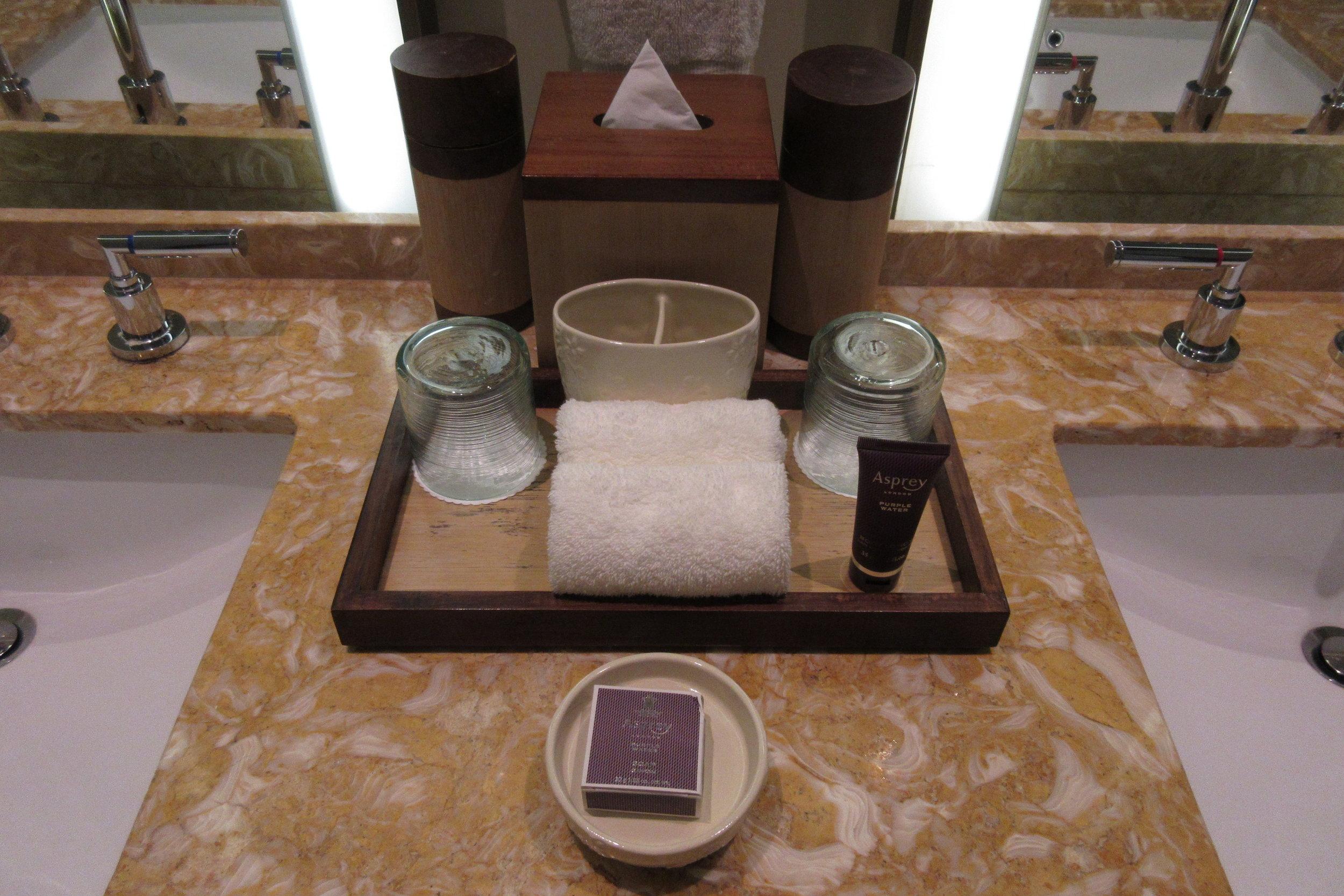 The Ritz-Carlton, Bali – Toiletries