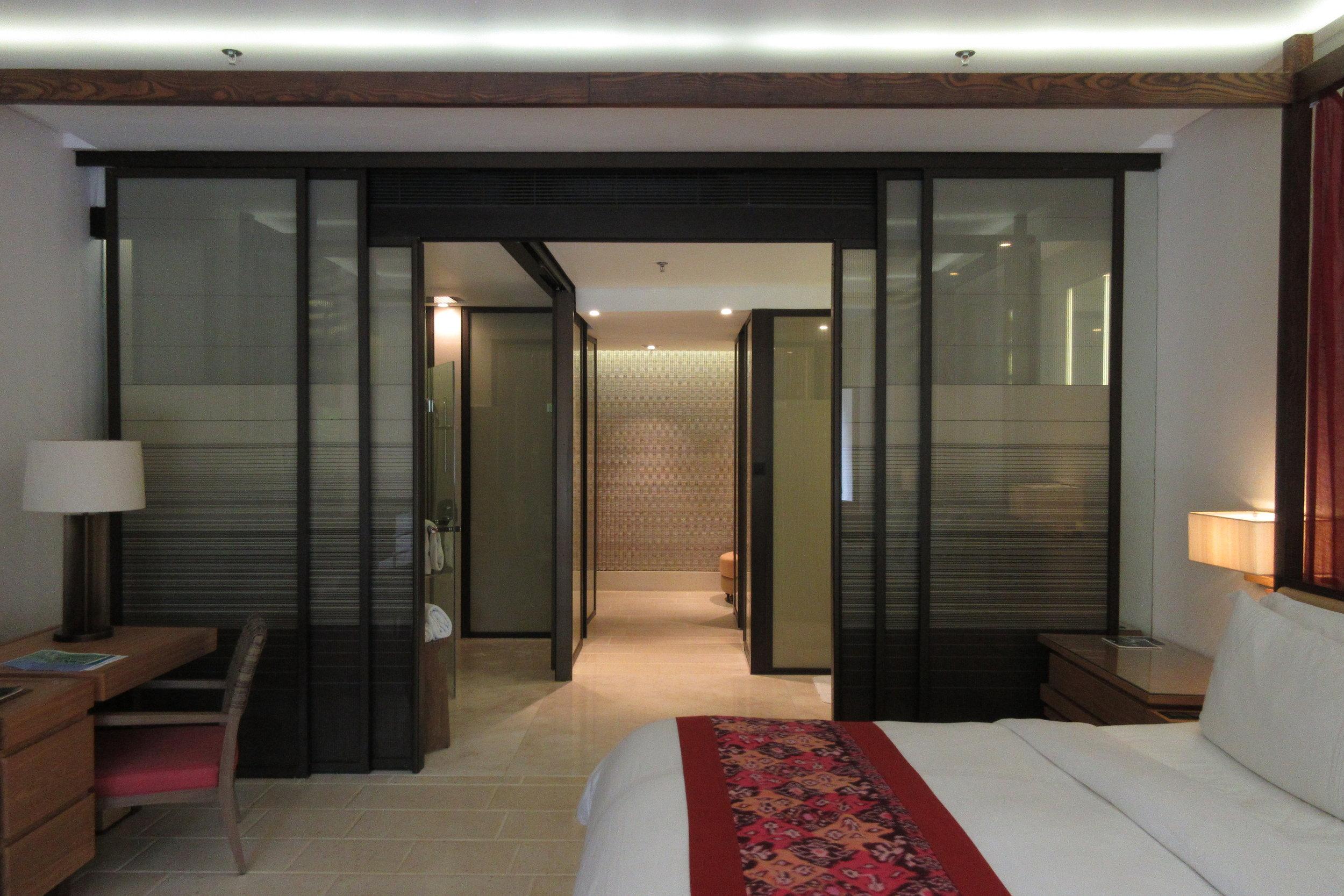The Ritz-Carlton, Bali – Open concept