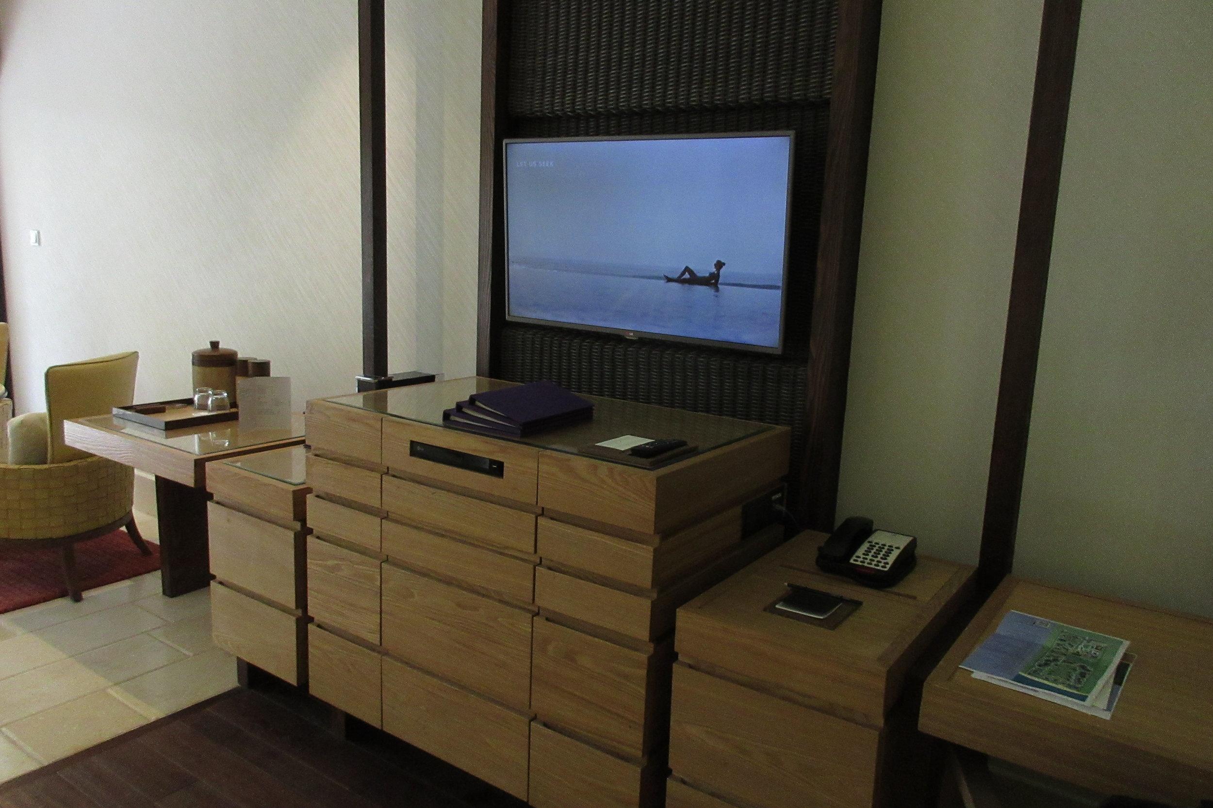 The Ritz-Carlton, Bali – Television
