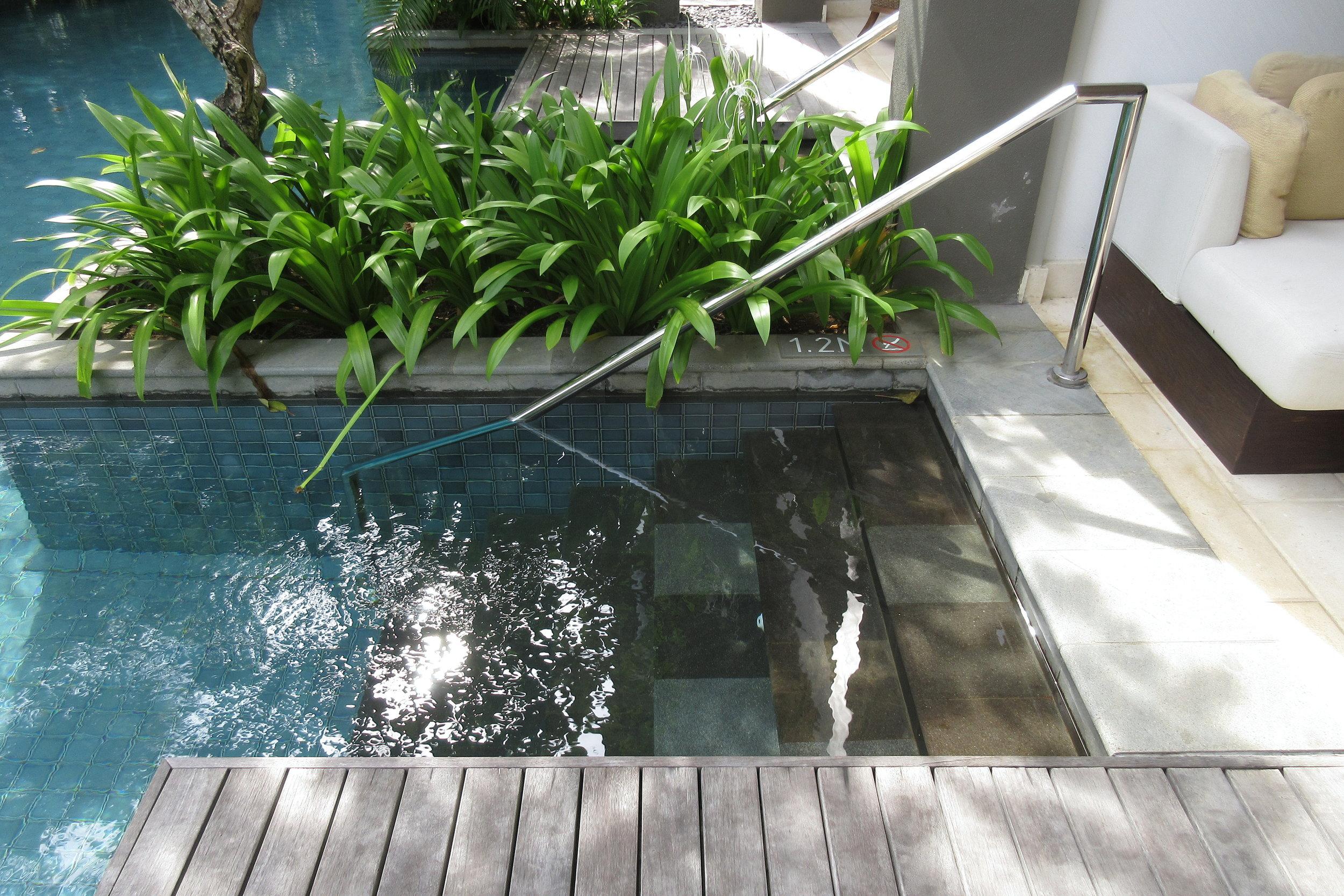 The Ritz-Carlton, Bali – Pool access
