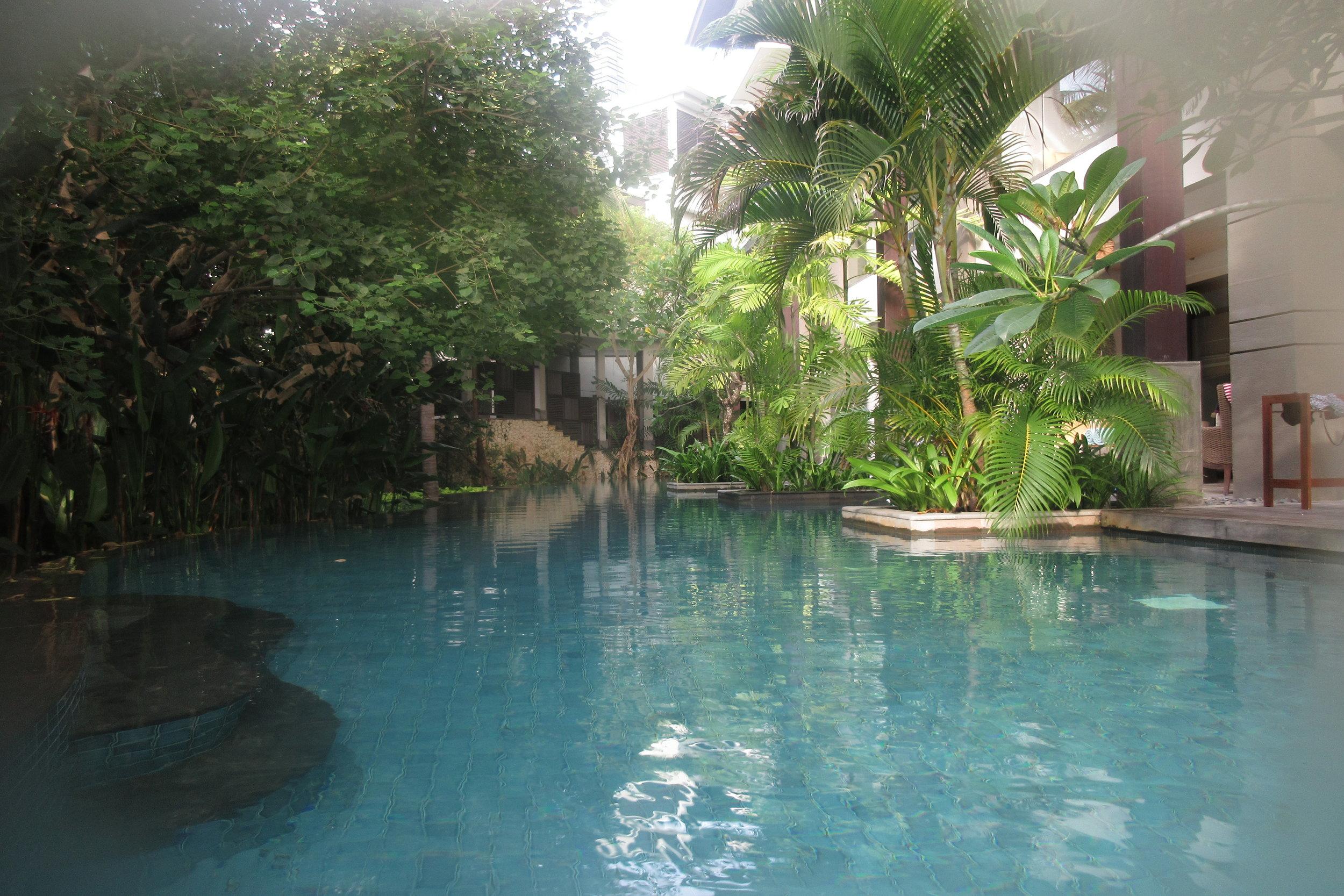 The Ritz-Carlton, Bali – Lagoon
