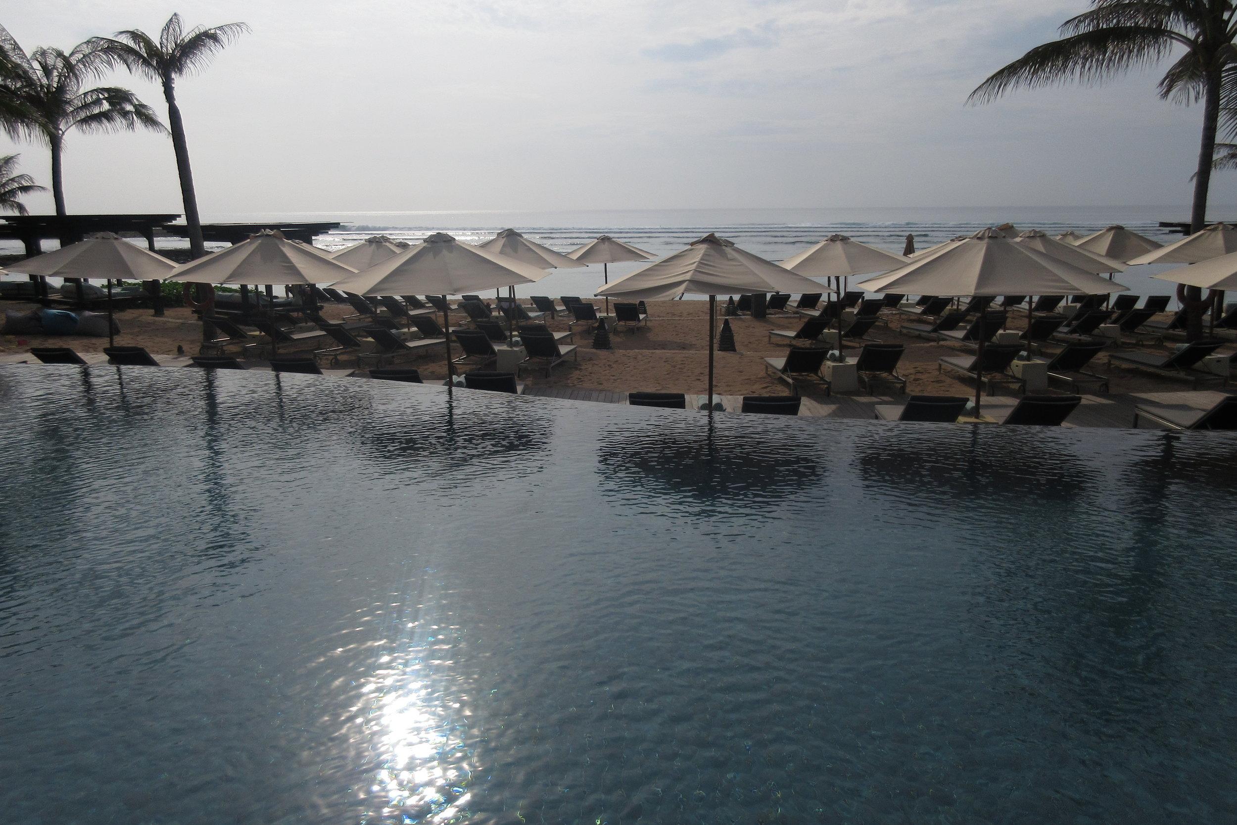 The Ritz-Carlton, Bali – Infinity pool #2
