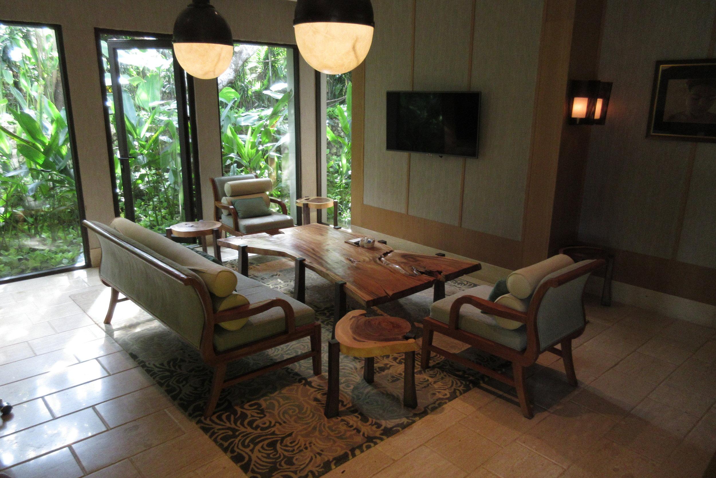 The Ritz-Carlton, Bali – Club interior