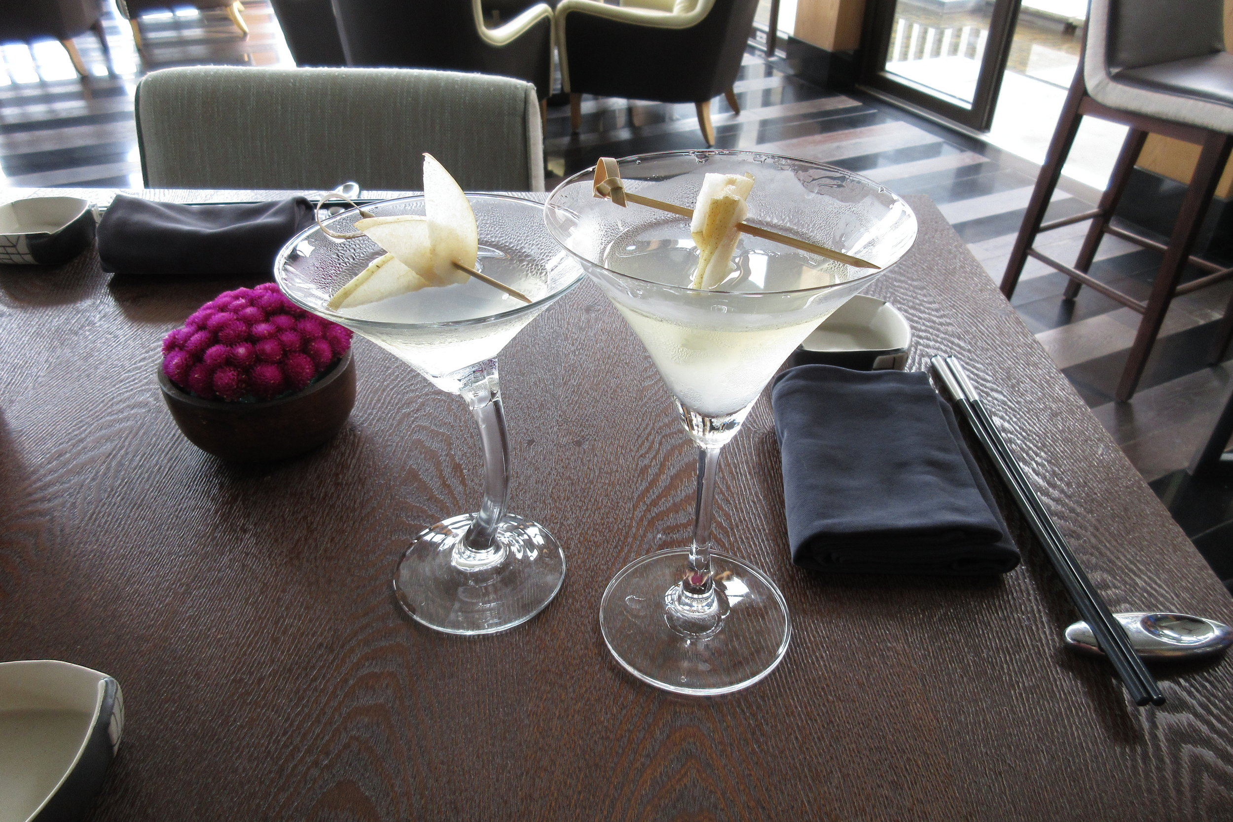 The Ritz-Carlton, Bali – Cocktail class