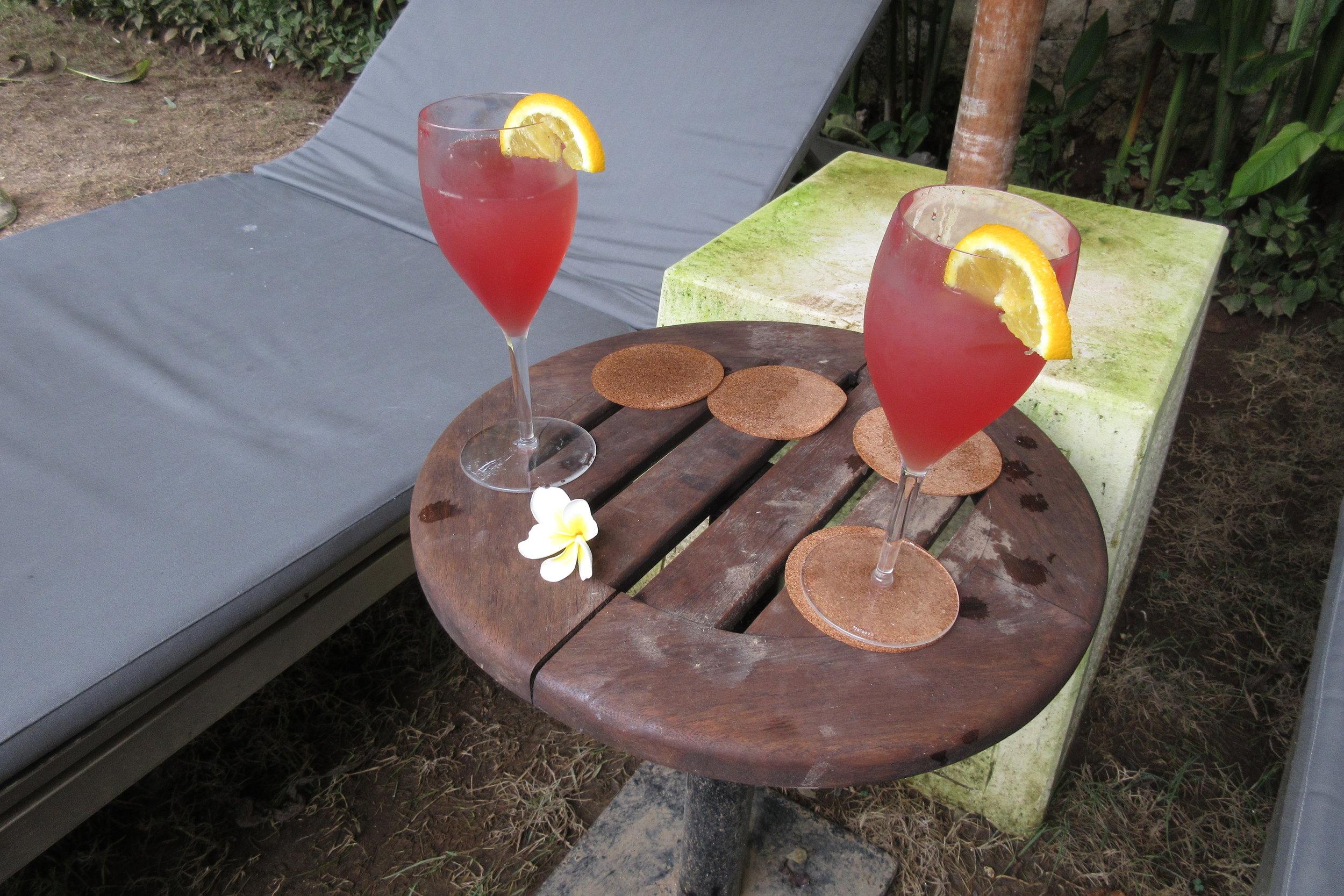 The Ritz-Carlton, Bali – Sundown cocktails