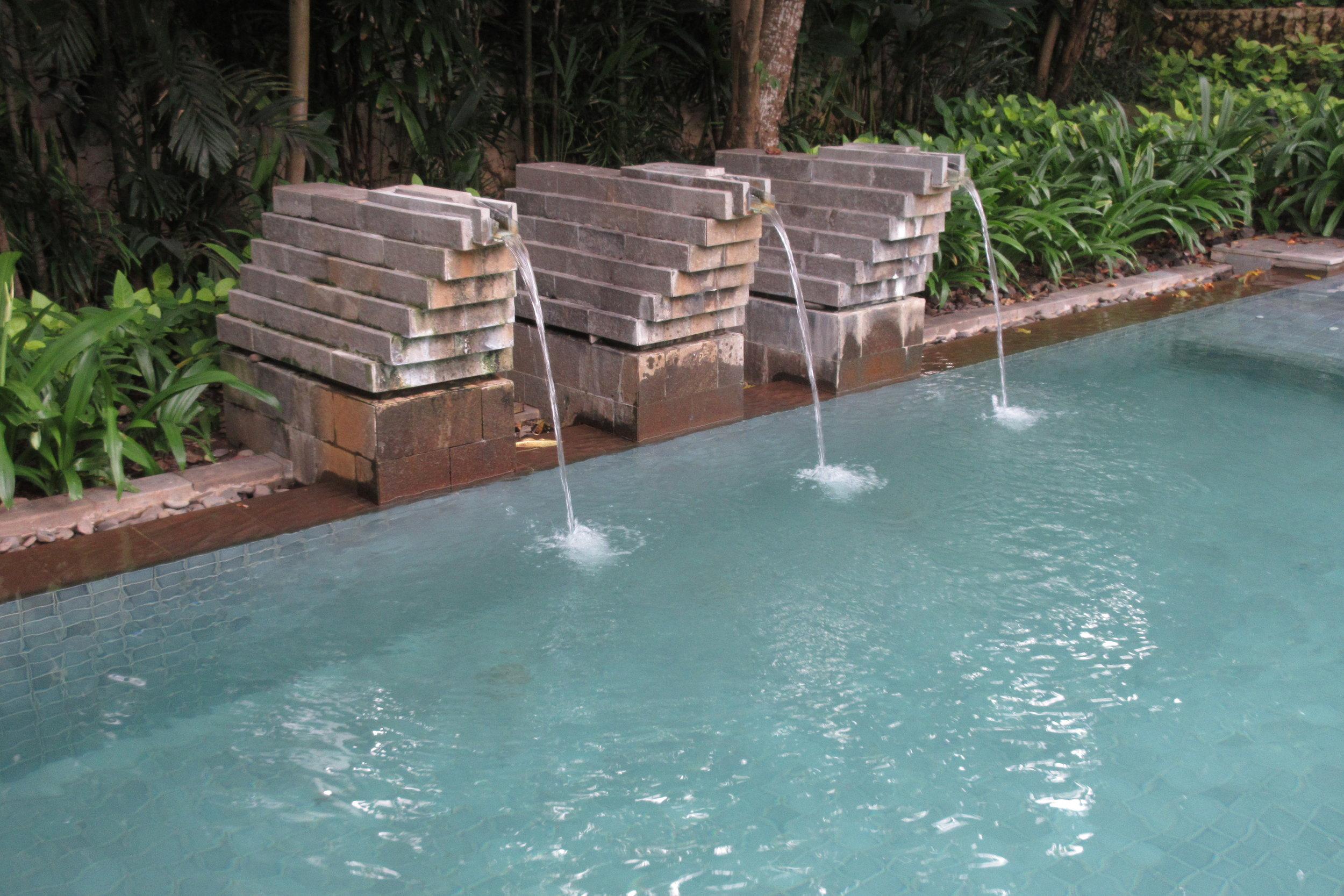 The Ritz-Carlton, Bali – Exclusive Club pool