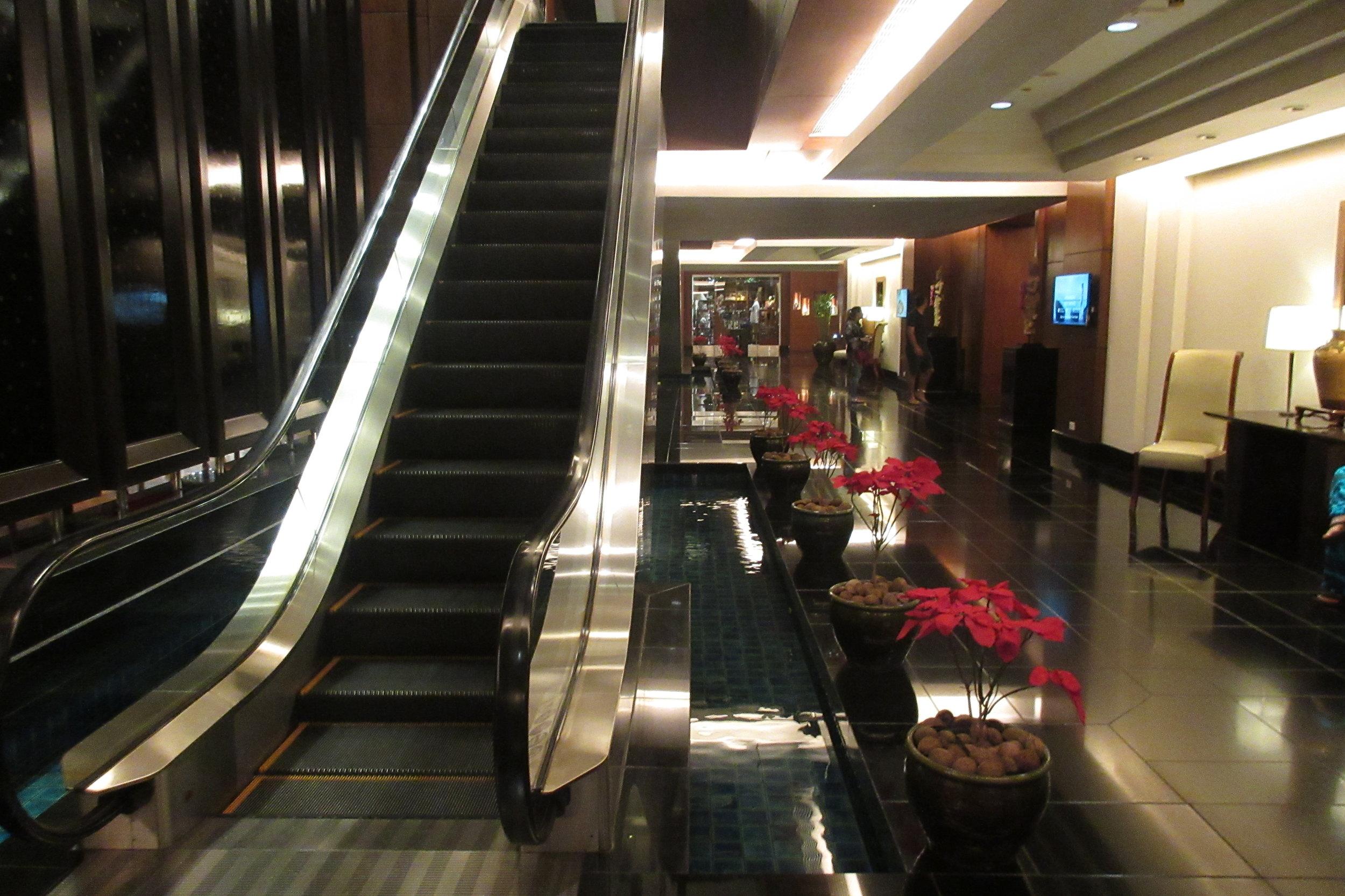 JW Marriott Bangkok – Lobby