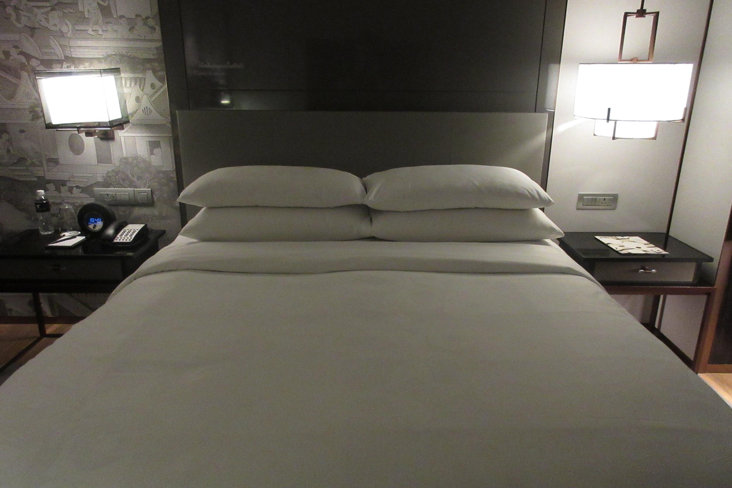 JW Marriott Bangkok – King bed