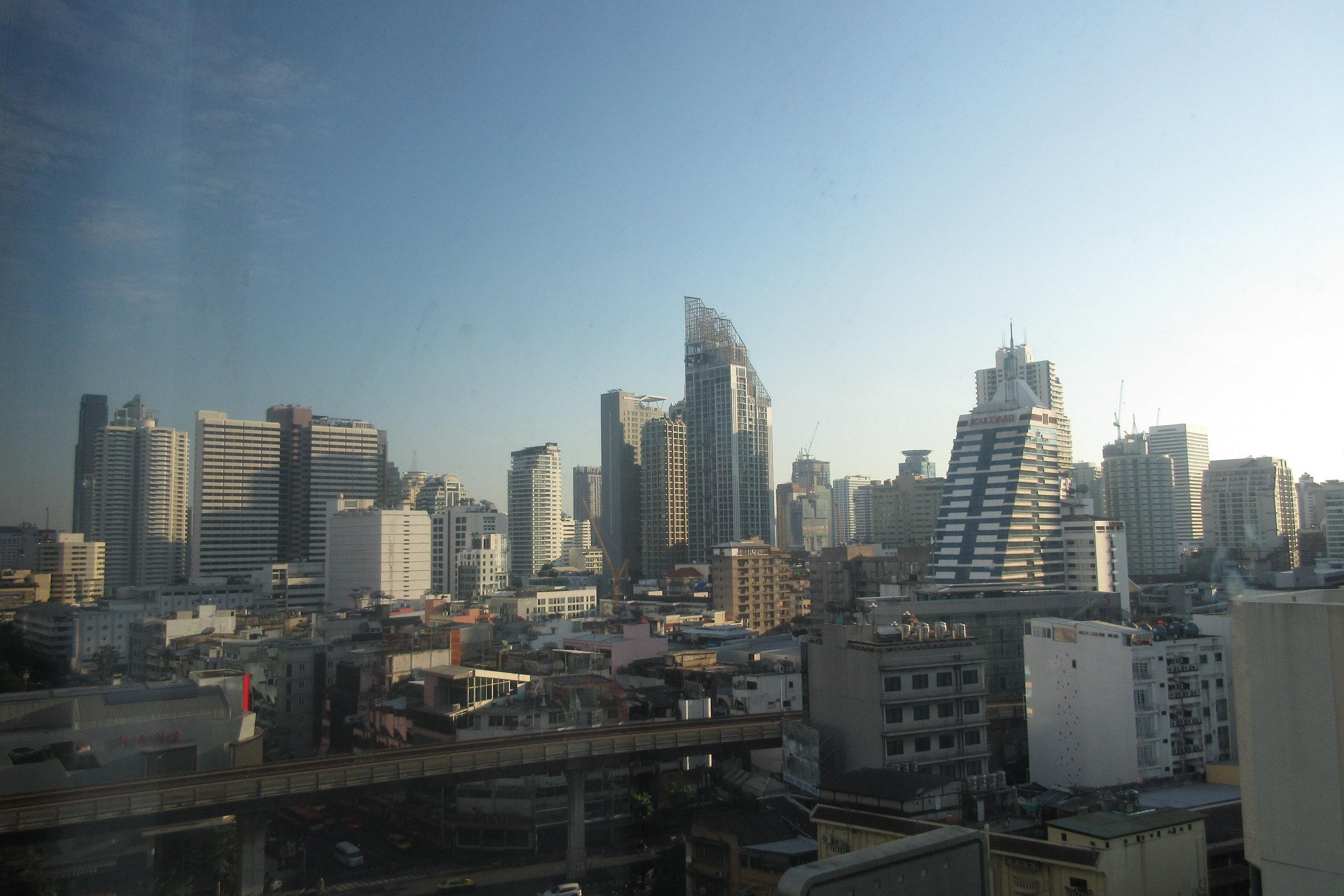 JW Marriott Bangkok – View