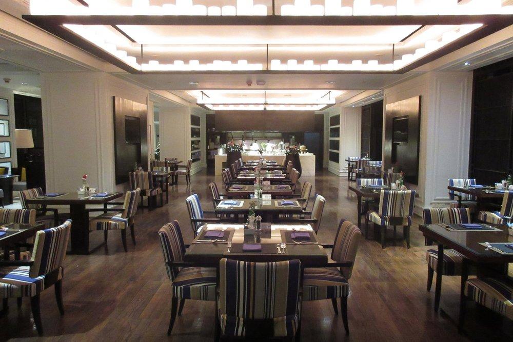 Club Lounge at the JW Marriott Bangkok