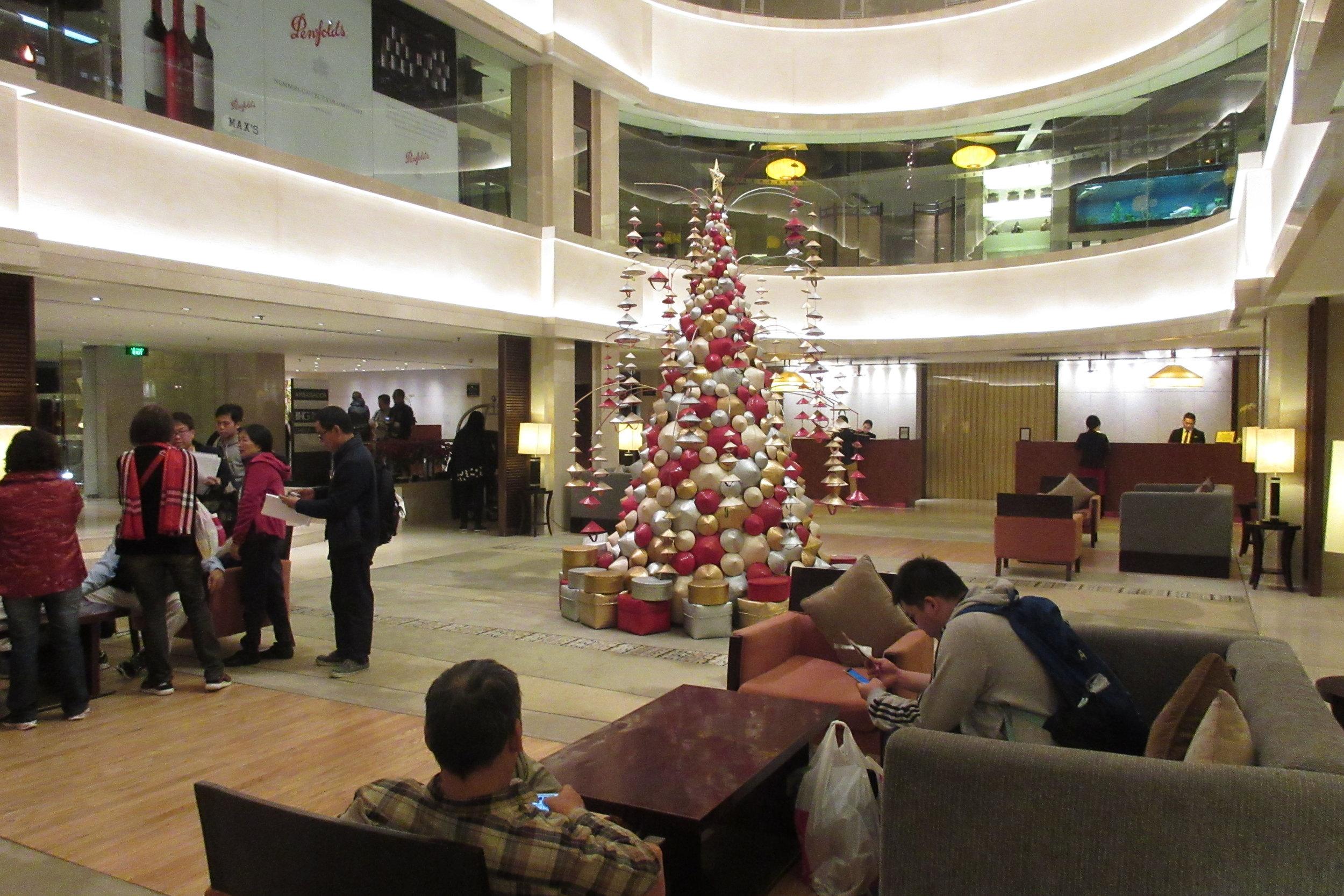 InterContinental Hanoi Westlake – Lobby