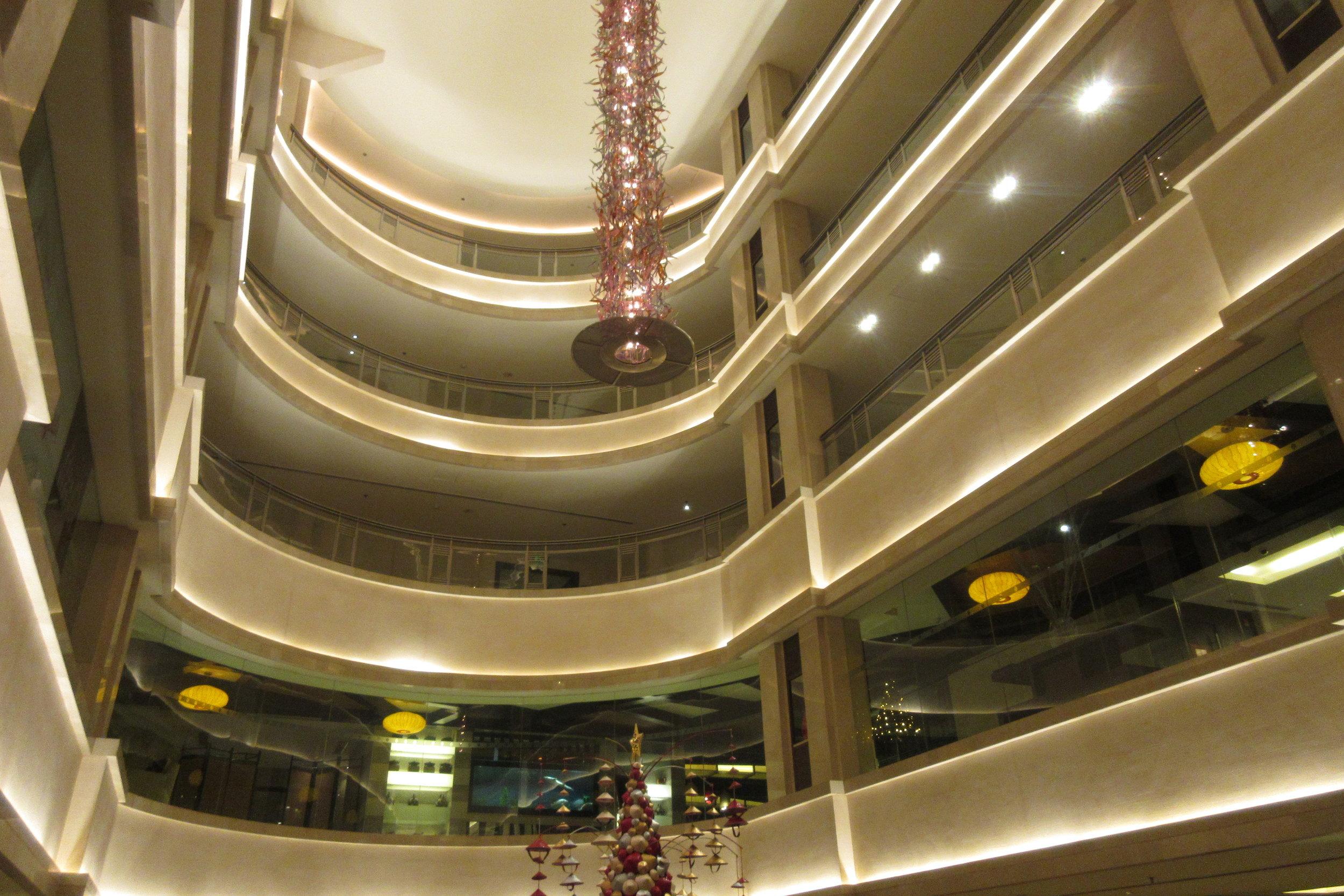 InterContinental Hanoi Westlake – Atrium