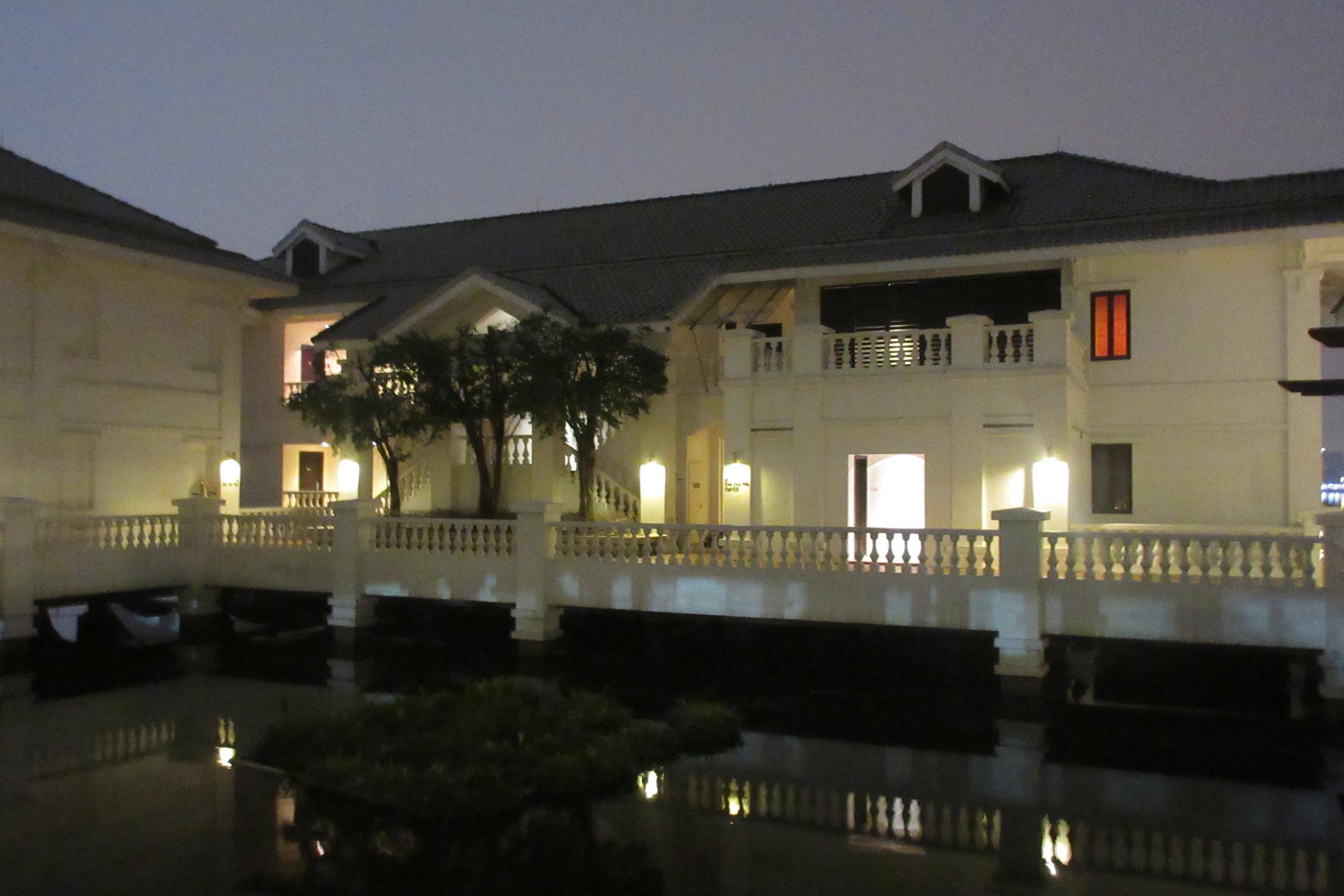 InterContinental Hanoi Westlake – Pavilion 2 interior