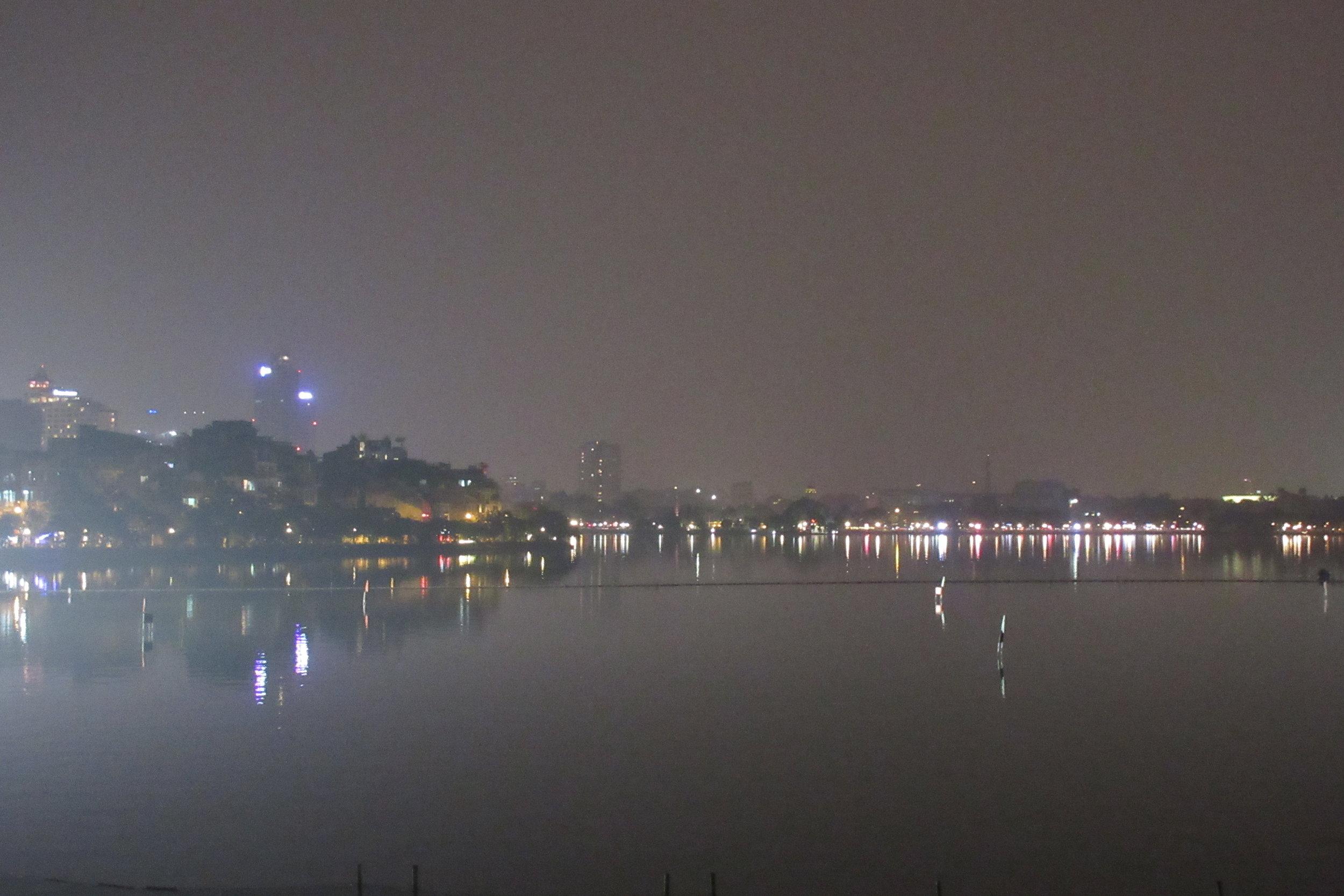 InterContinental Hanoi Westlake – View of West Lake