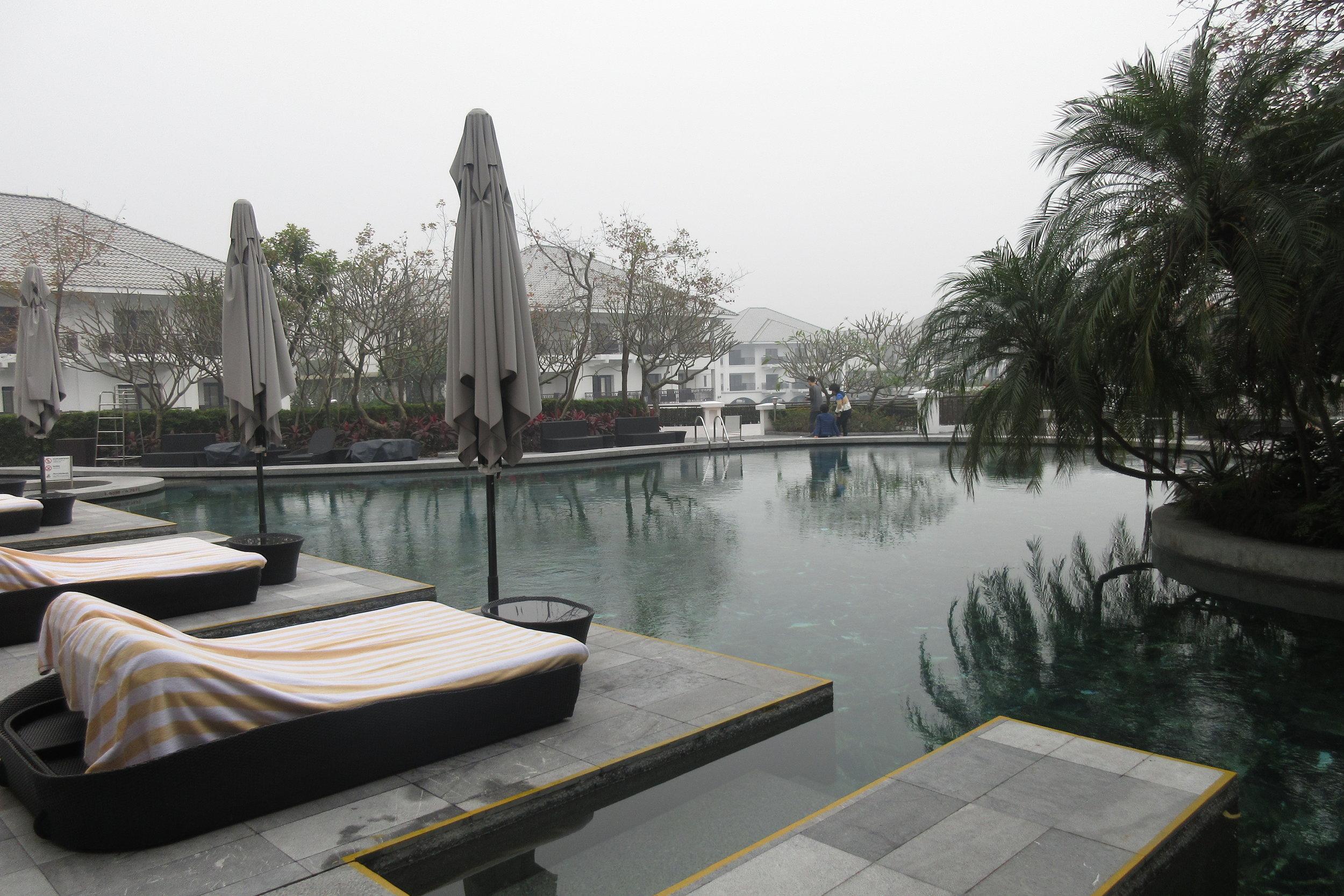 InterContinental Hanoi Westlake – Outdoor pool