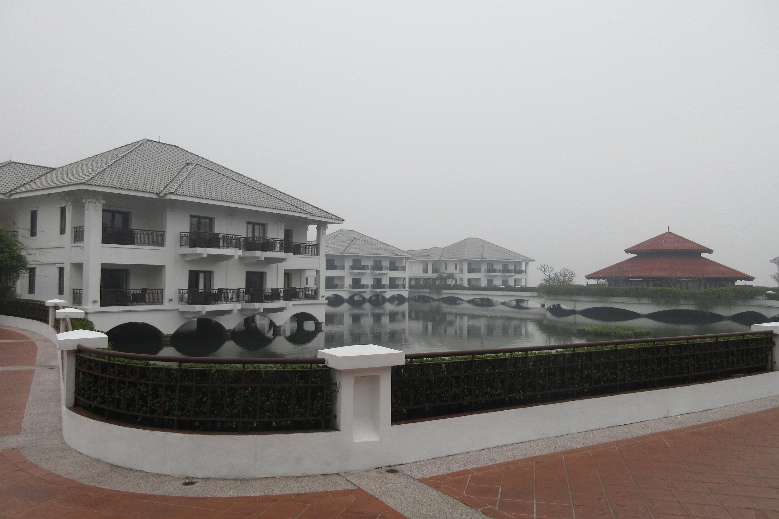 InterContinental Hanoi Westlake – Daytime view