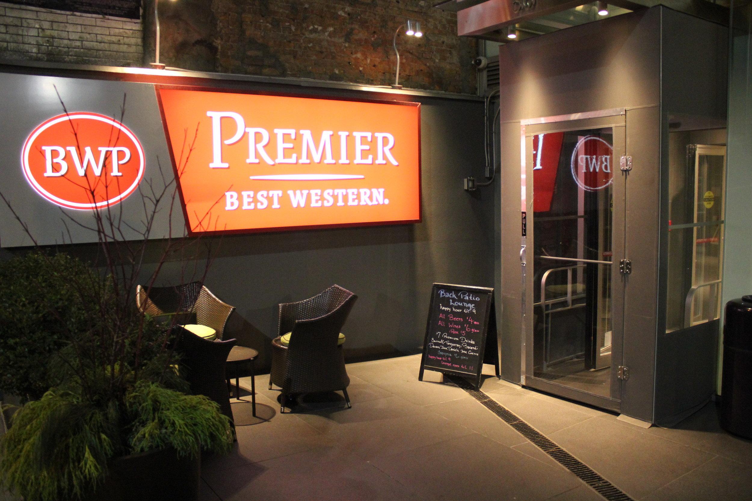 Best Western Premier New York Herald Square – Entrance