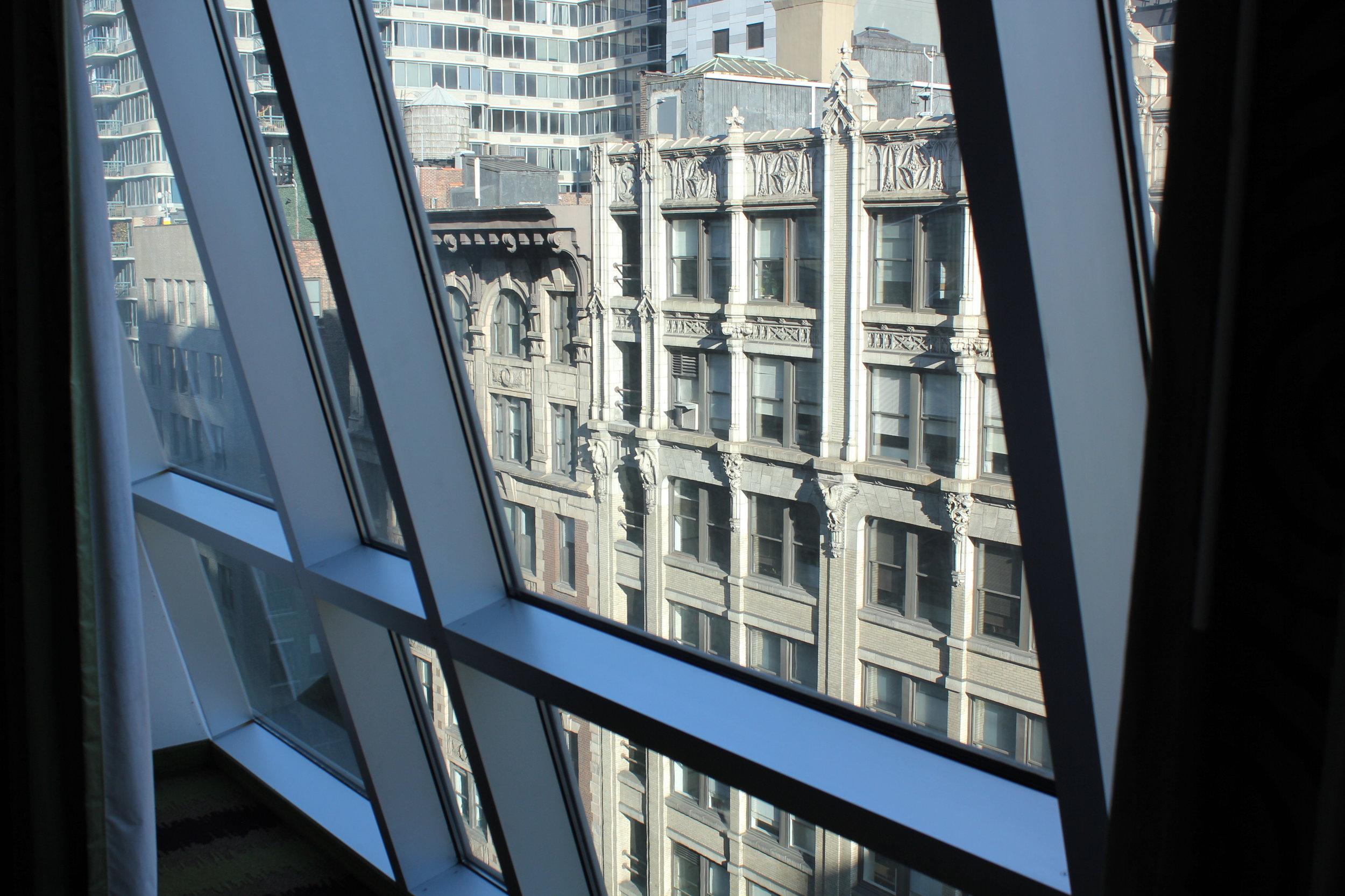 Best Western Premier New York Herald Square – Daytime view