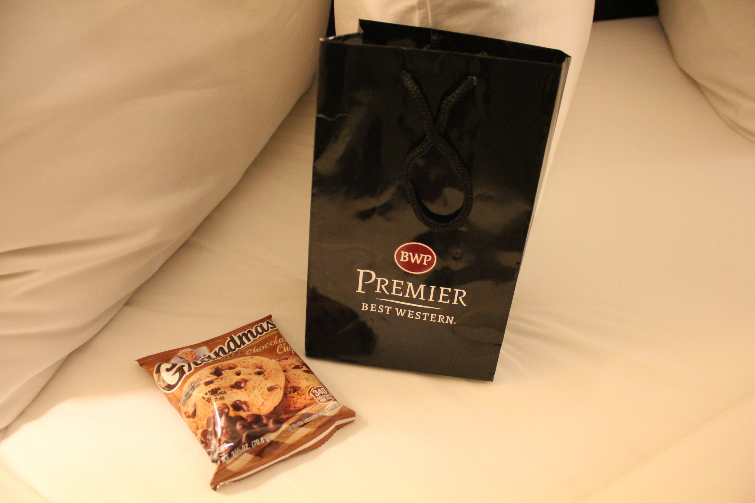 Best Western Premier New York Herald Square – Welcome amenity