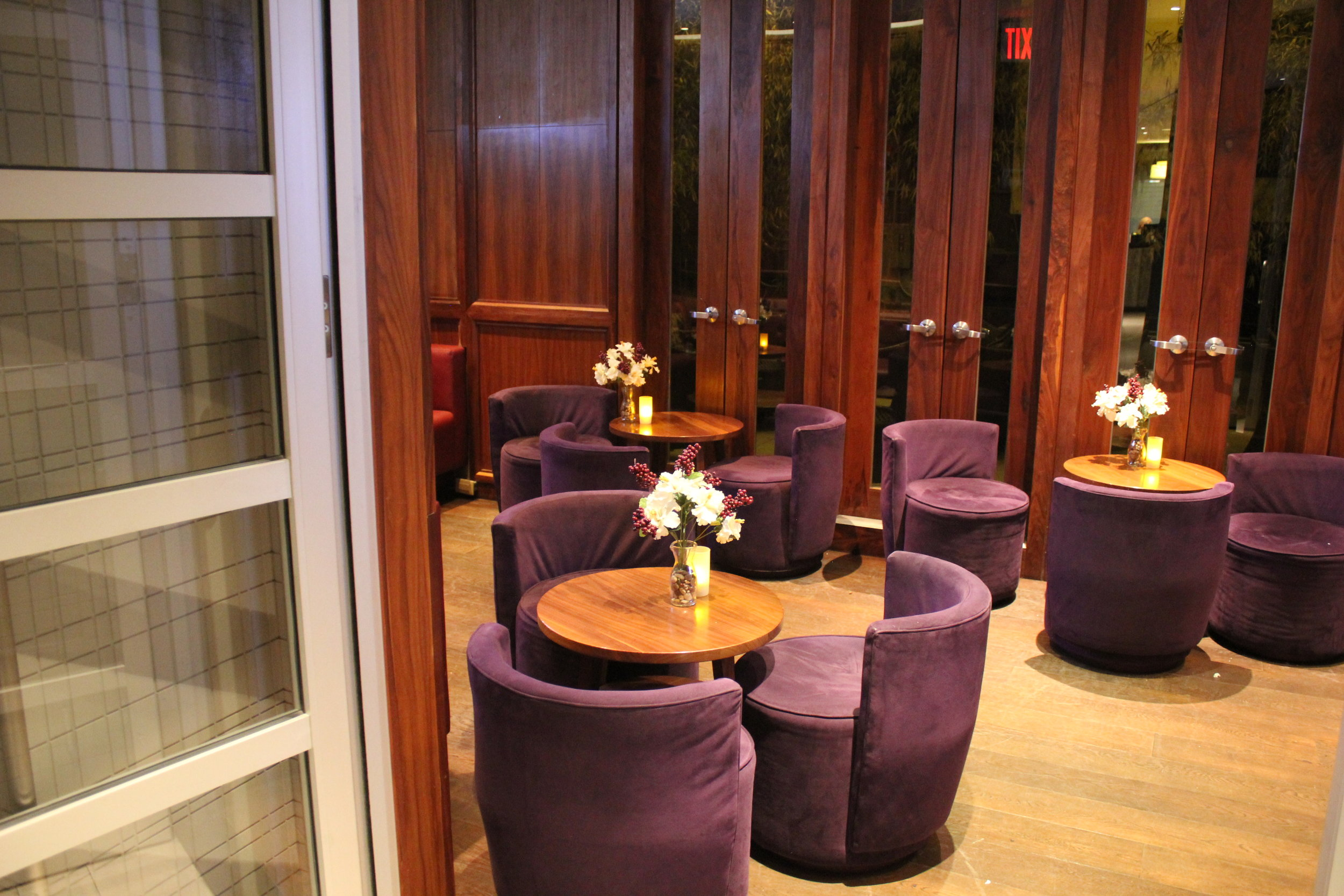 Best Western Premier New York Herald Square – Bar and lounge