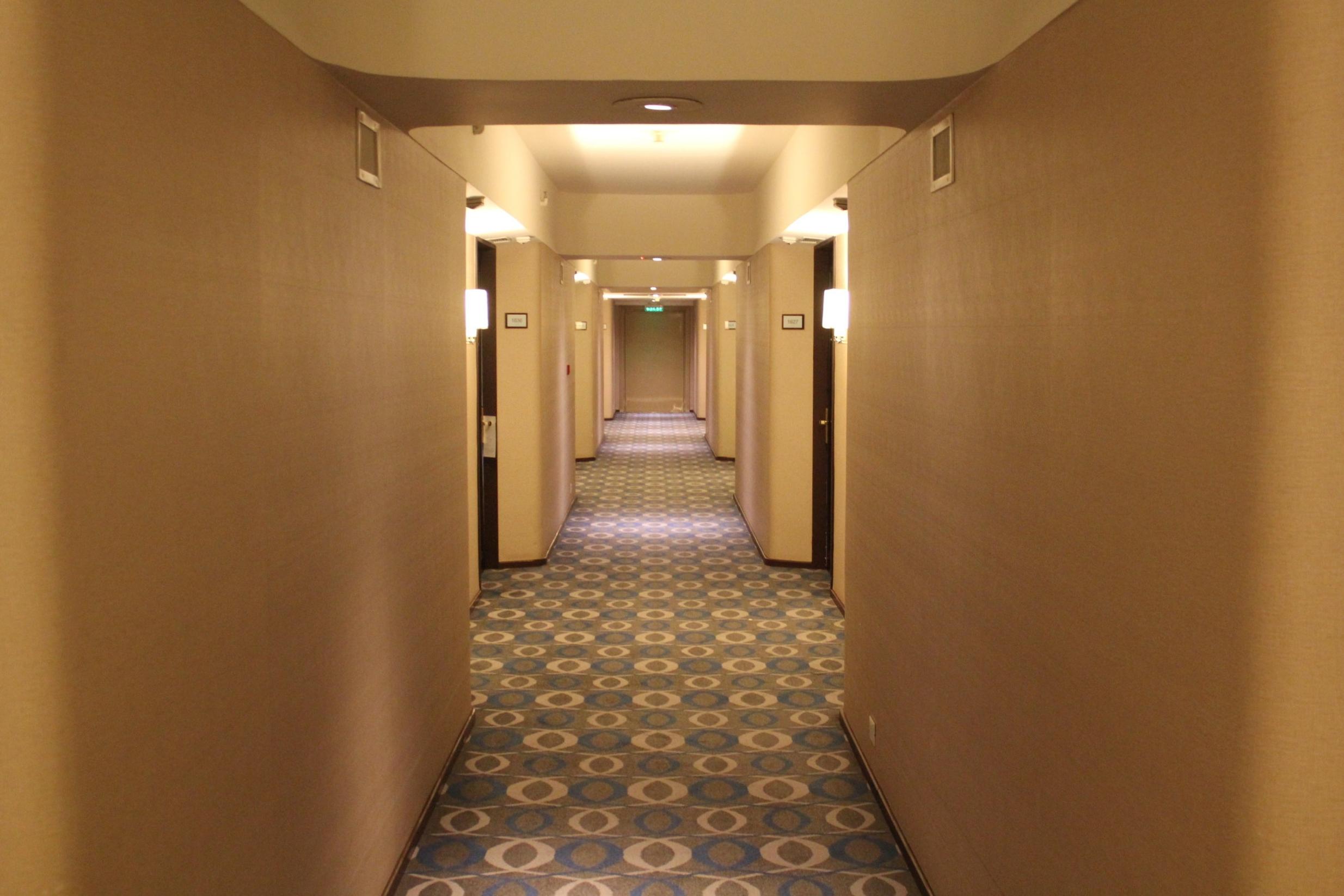 Sheraton Buenos Aires – Hallway