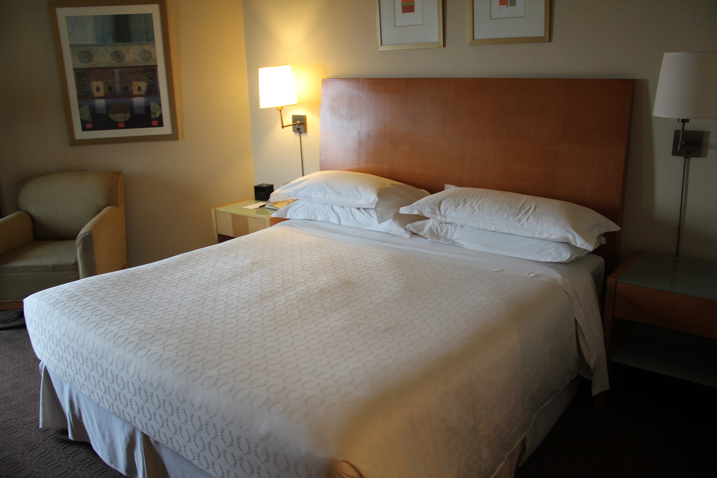 Sheraton Buenos Aires – King bed
