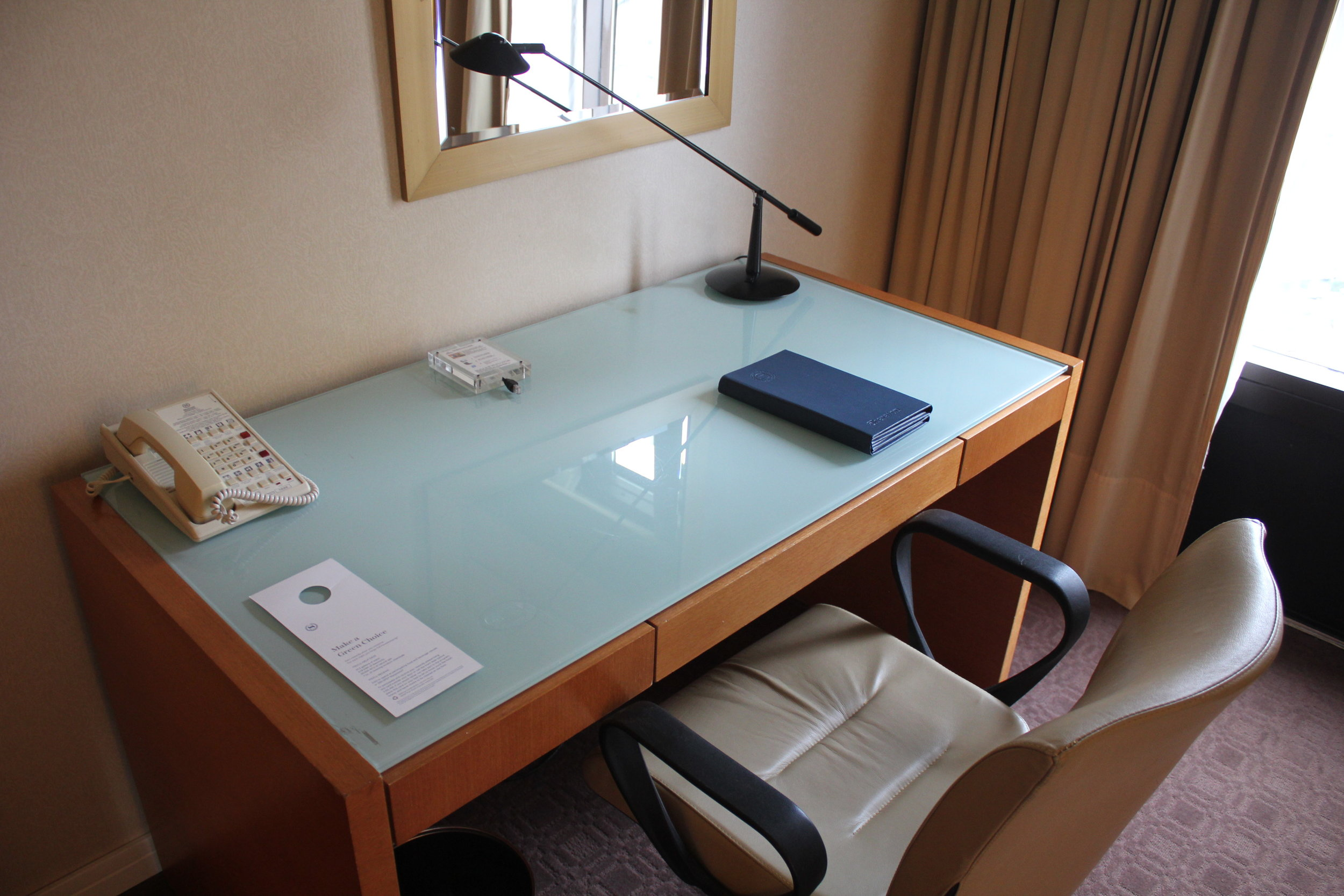 Sheraton Buenos Aires – Desk