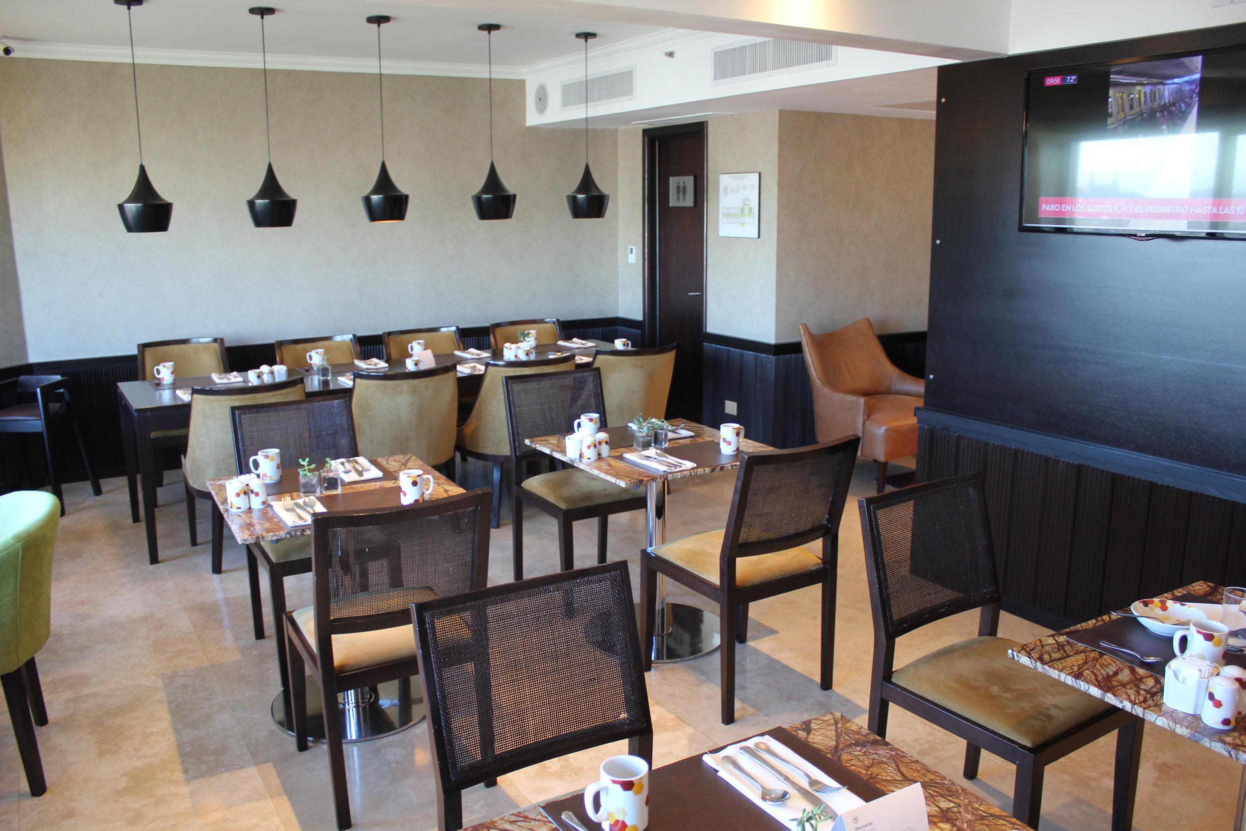 Sheraton Buenos Aires – Sheraton Club seating
