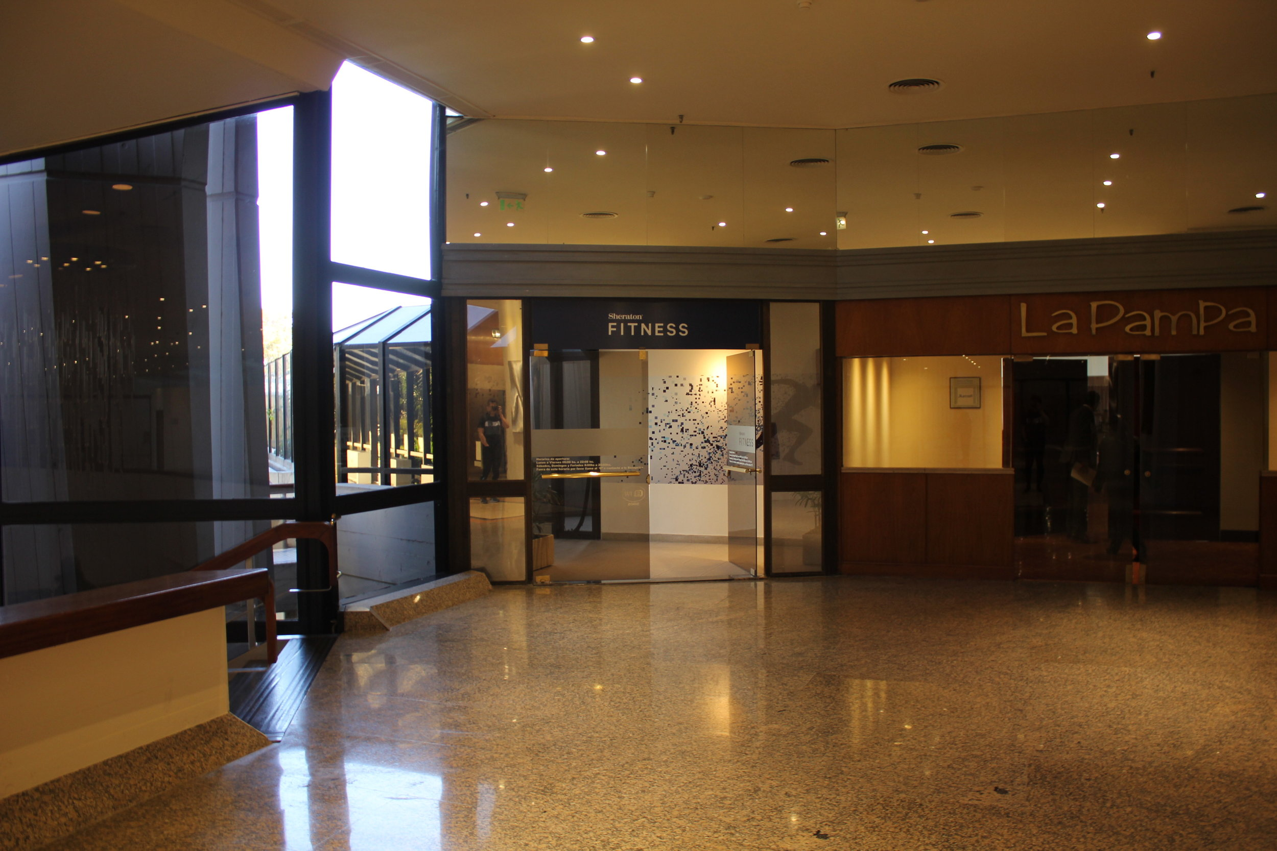 Sheraton Buenos Aires – Fitness centre access