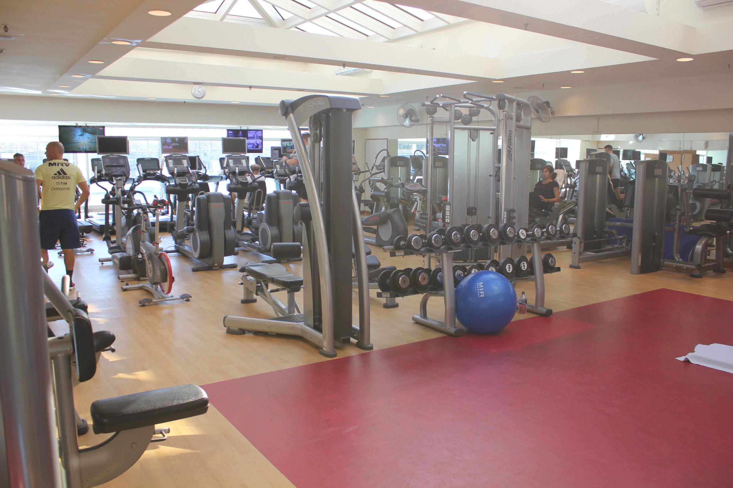 Sheraton Buenos Aires – Gym