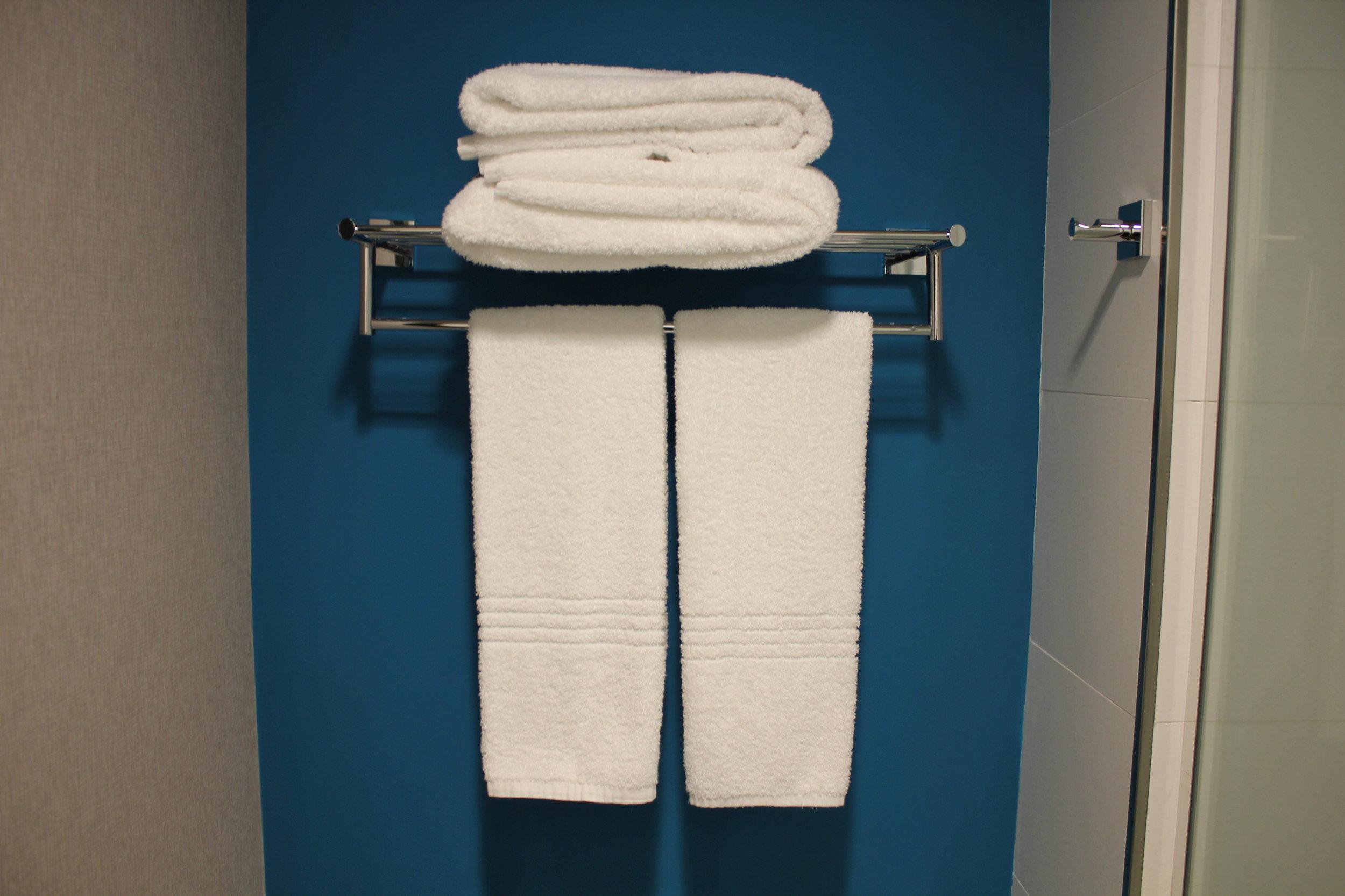 Aloft Montevideo – Towels