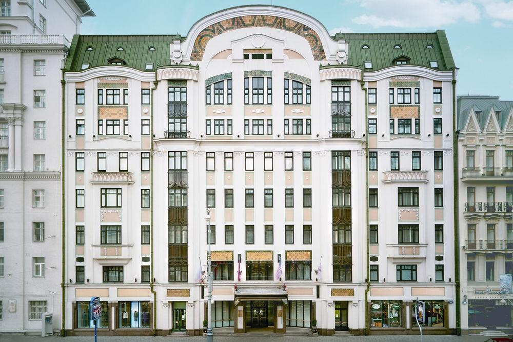 Marriott Moscow Tverskaya