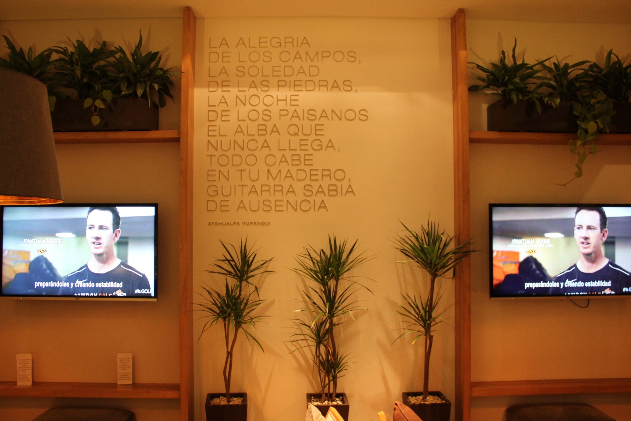 Star Alliance Lounge Buenos Aires – Quotes