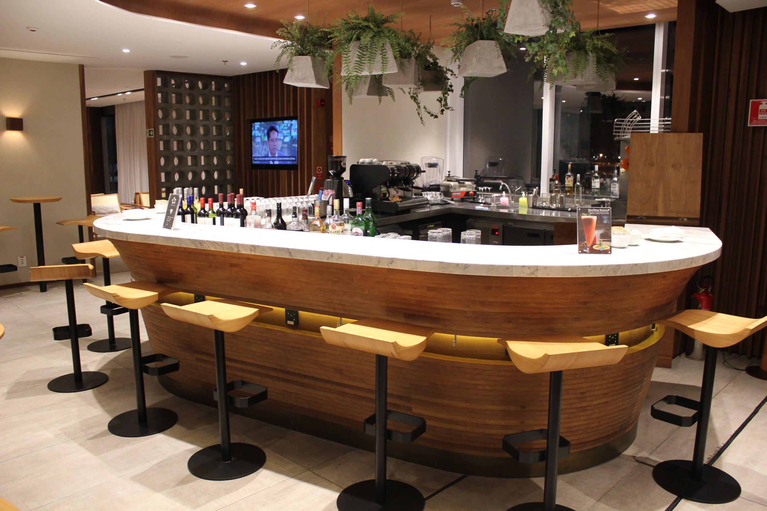 Star Alliance Lounge Rio de Janeiro – Bar