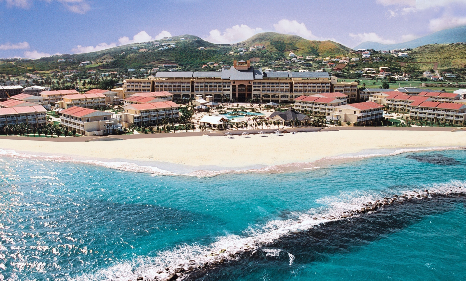 The Marriott Resort St. Kitts, my first major hotel redemption