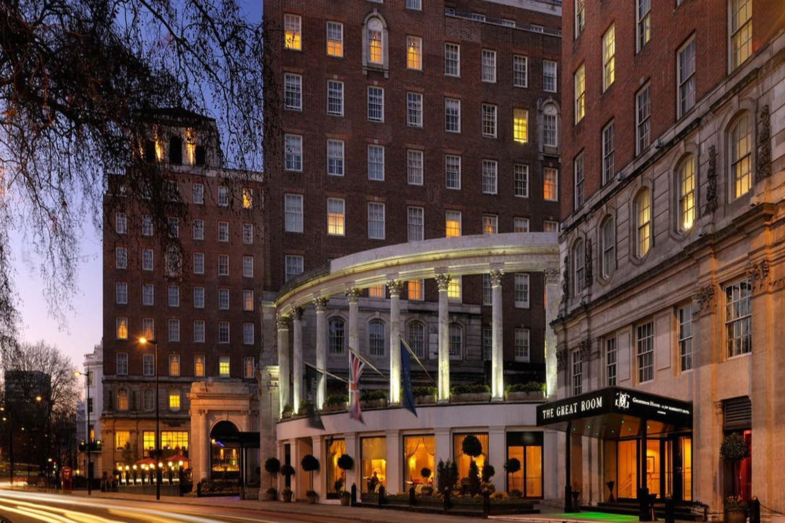 Grosvenor House, a JW Marriott Hotel, London