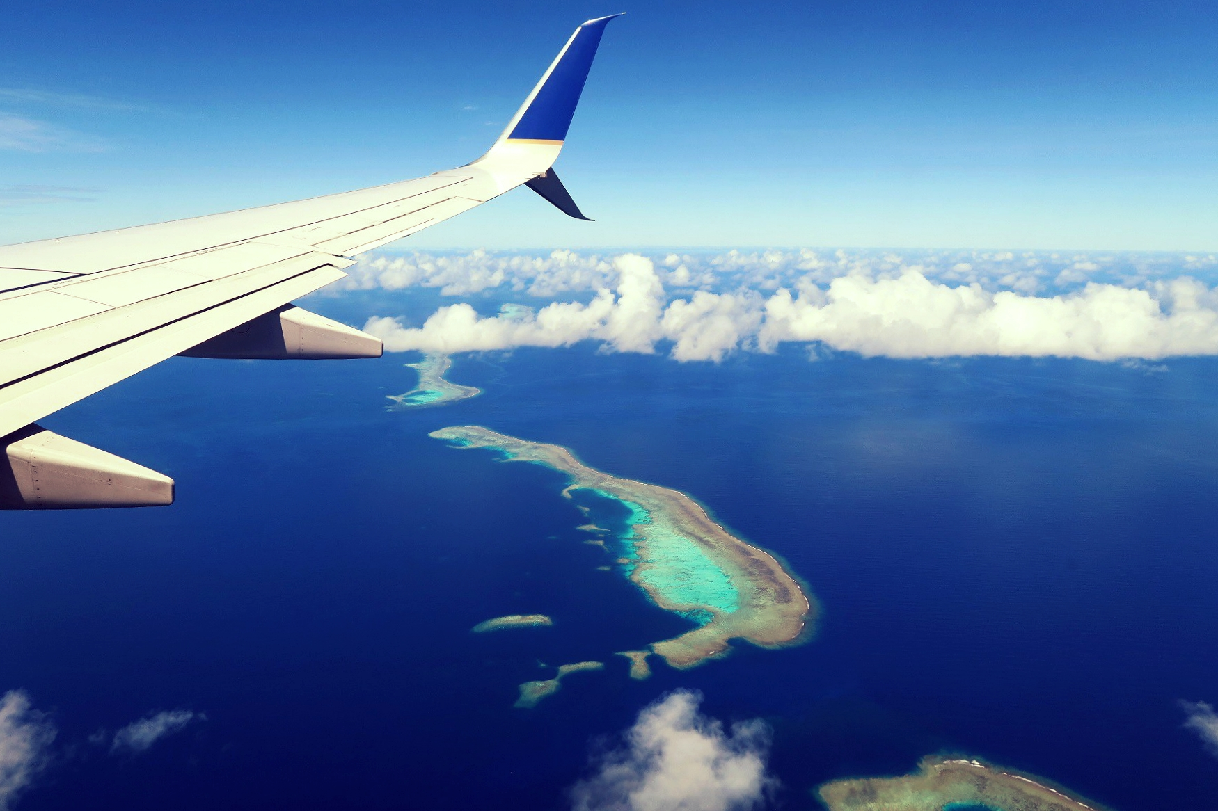 Crazy Aeroplan Trip -