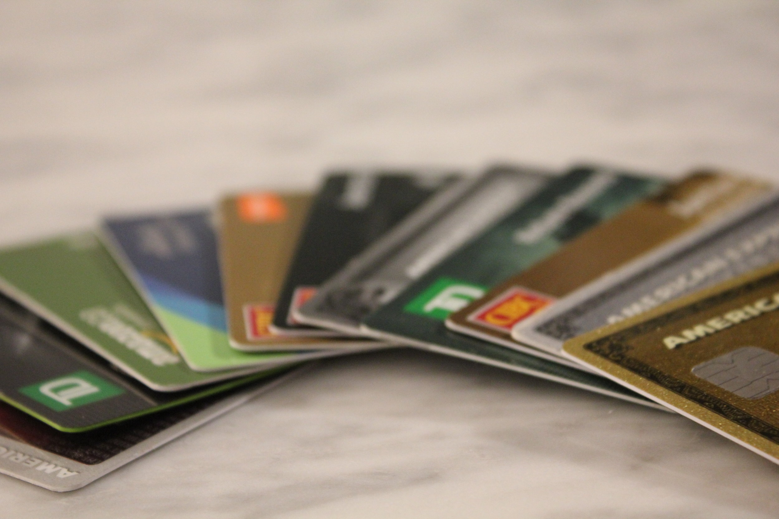 Which Card to Get? -